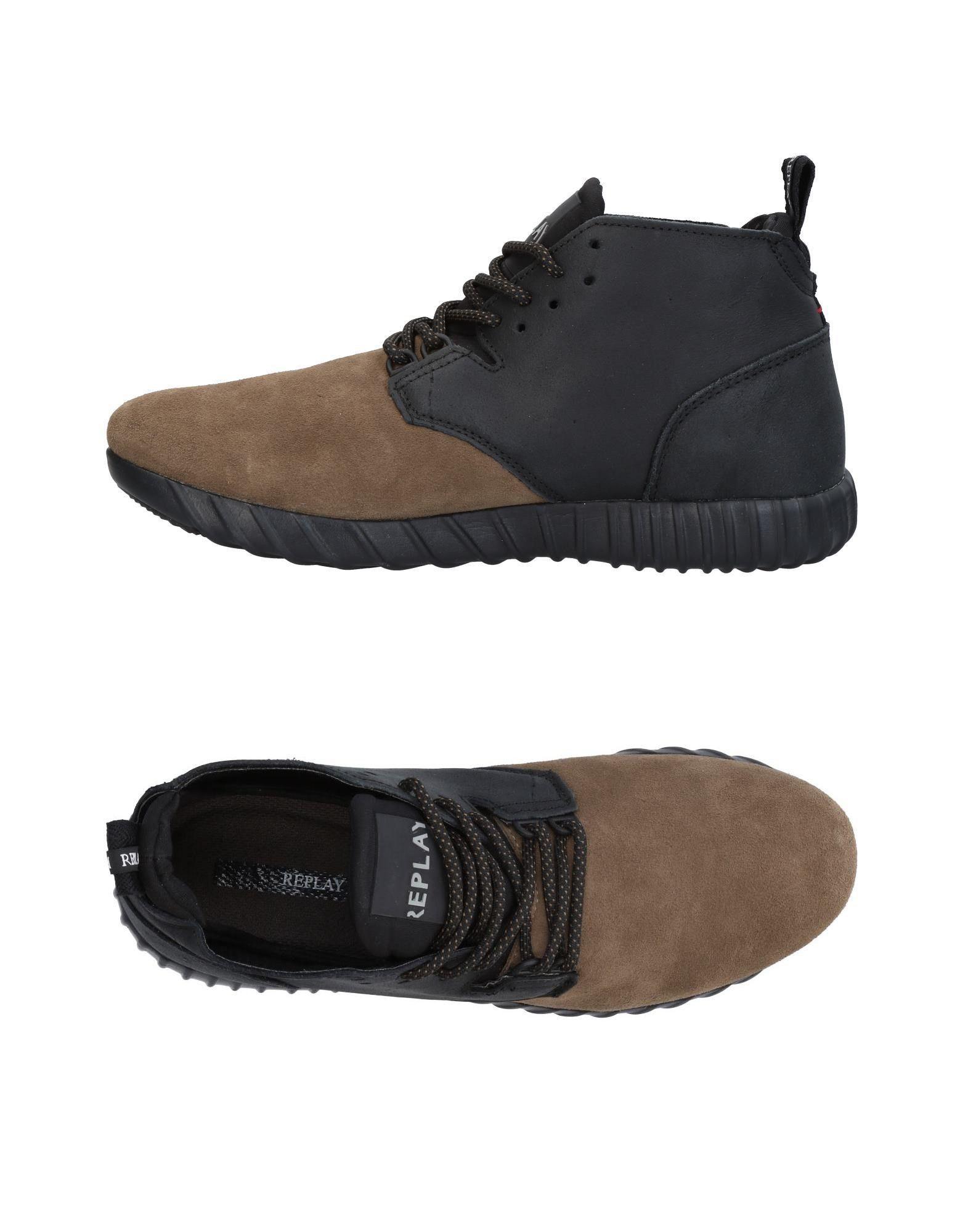 Rabatt echte Schuhe Replay Sneakers Herren  11462723CR