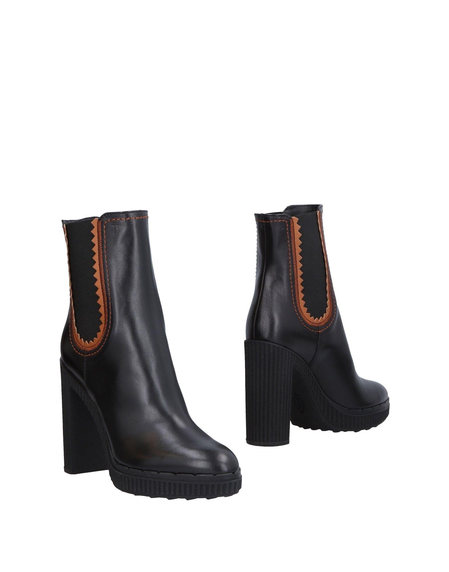 Tod's Stiefelette Damen  11462755CXGünstige gut aussehende Schuhe
