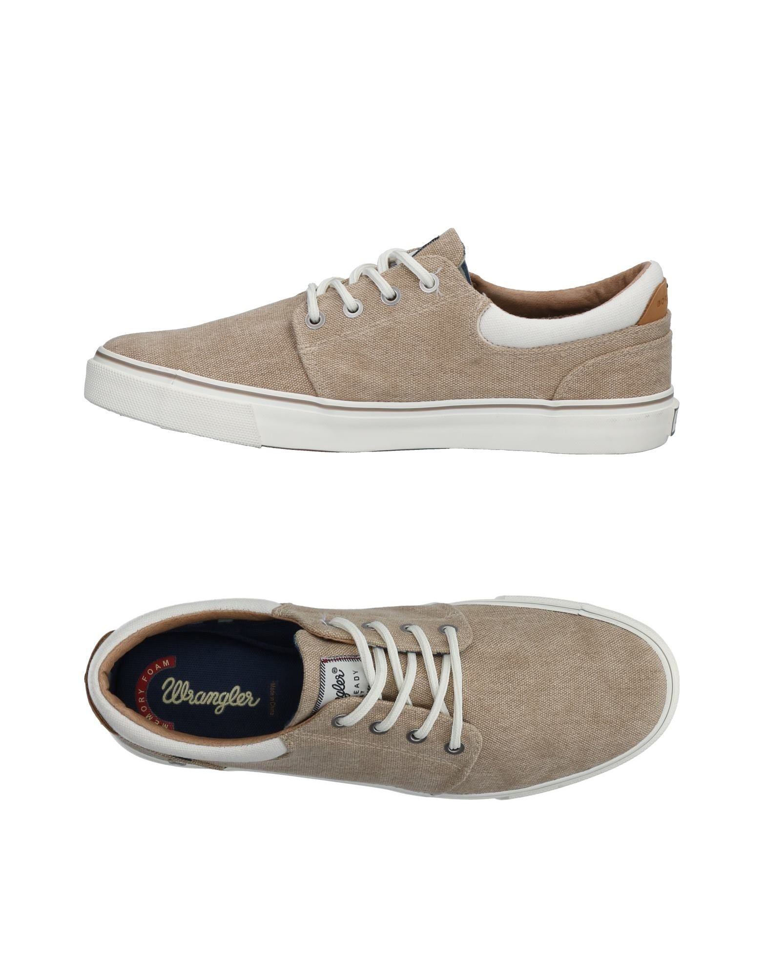 Moda Sneakers Wrangler Uomo Uomo Wrangler - 11462780XB 77ee69