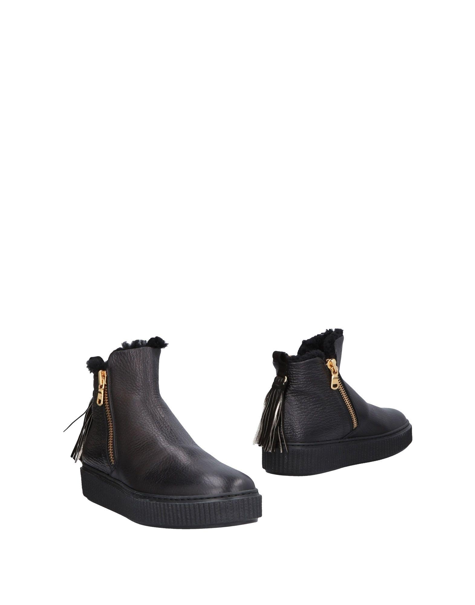 Stilvolle billige Schuhe Barracuda Stiefelette Damen  11462821HU
