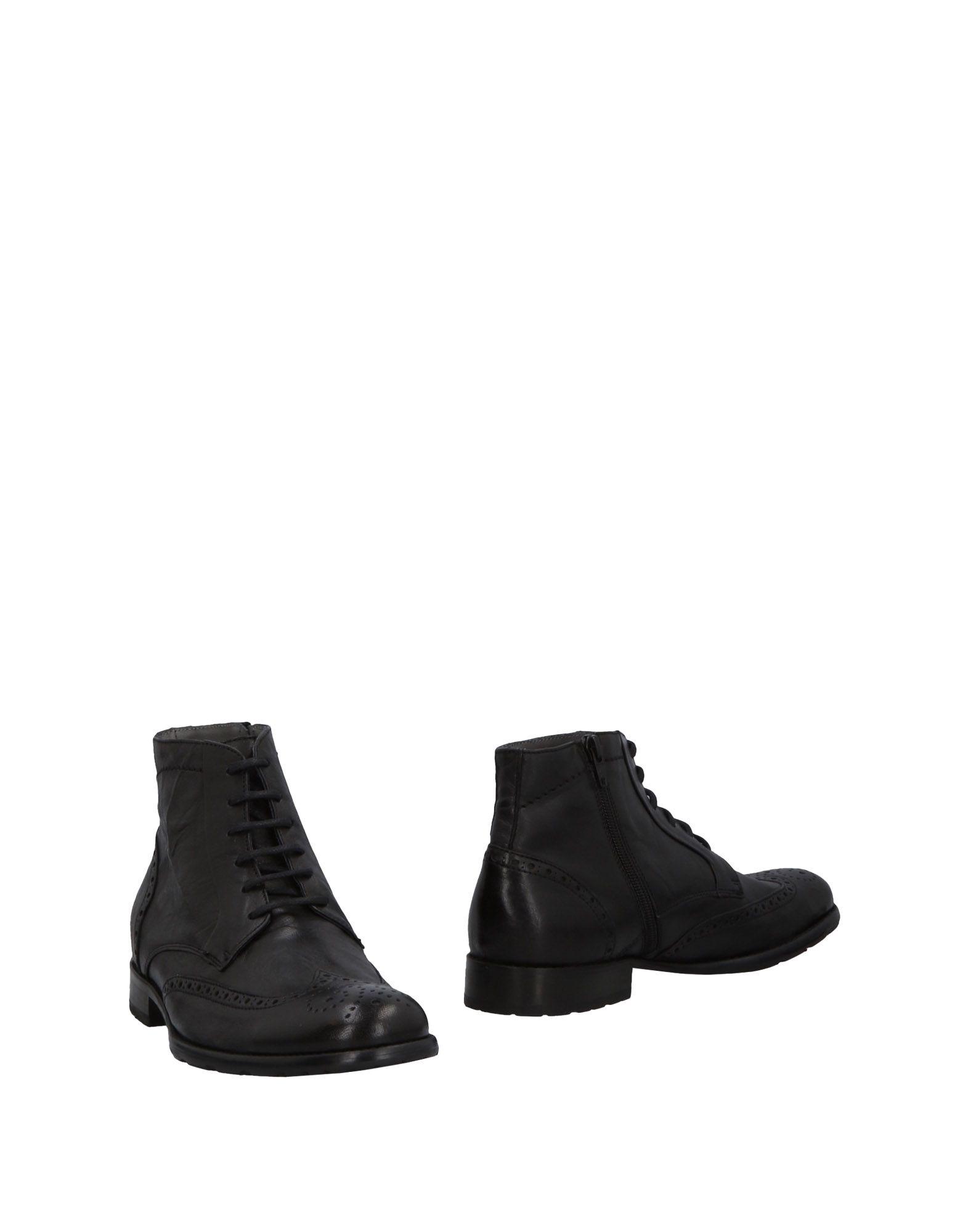 Rabatt echte Schuhe Varese Stiefelette Herren  11462831ND