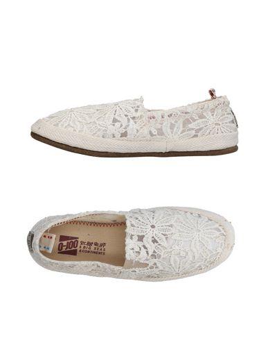 Los Los Los últimos zapatos de descuento para hombres y mujeres Zapatillas O-Joo Mujer - Zapatillas O-Joo Marfil c9cb7b