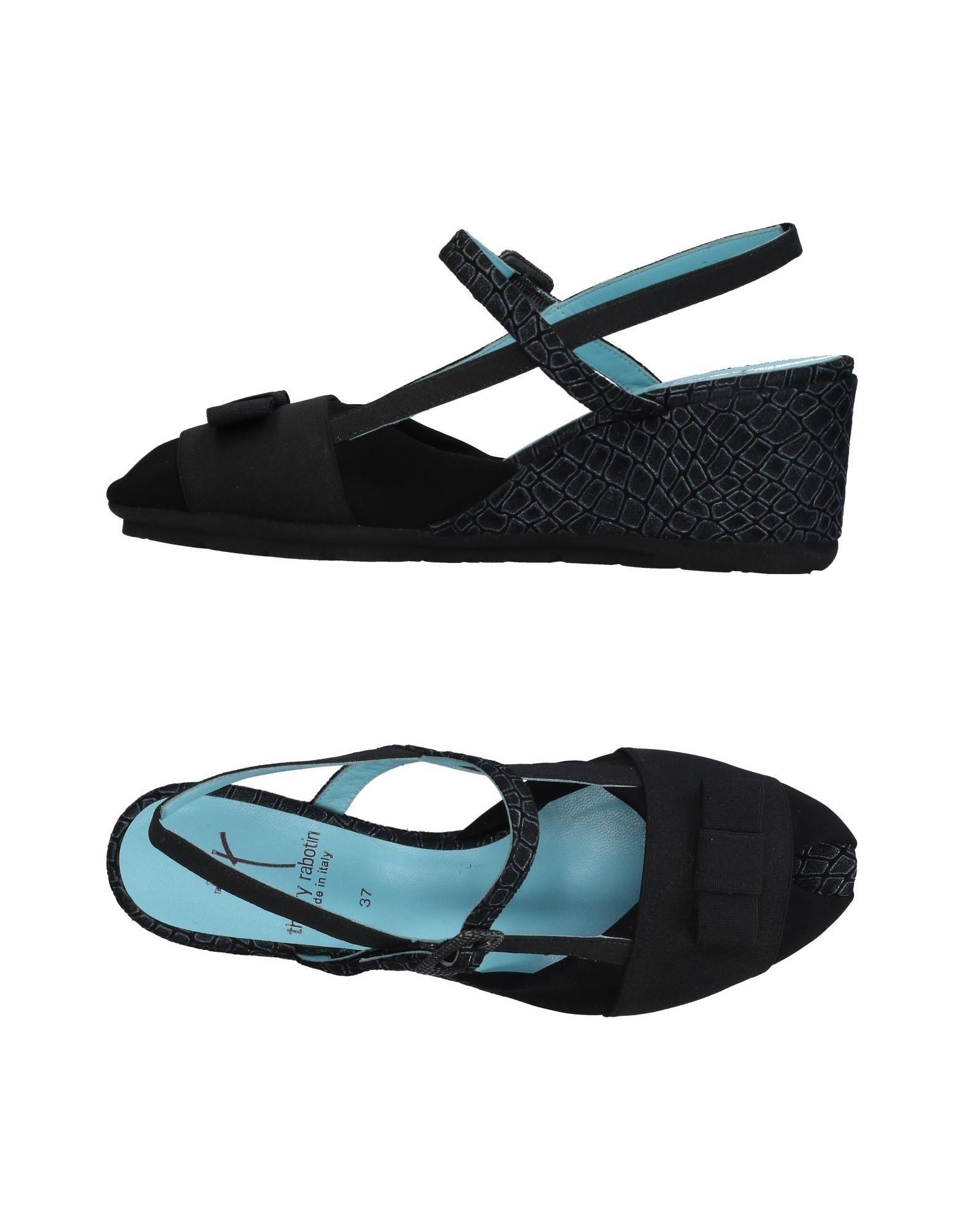 Stilvolle billige Damen Schuhe Thierry Rabotin Sandalen Damen billige  11462911GL 5d947d