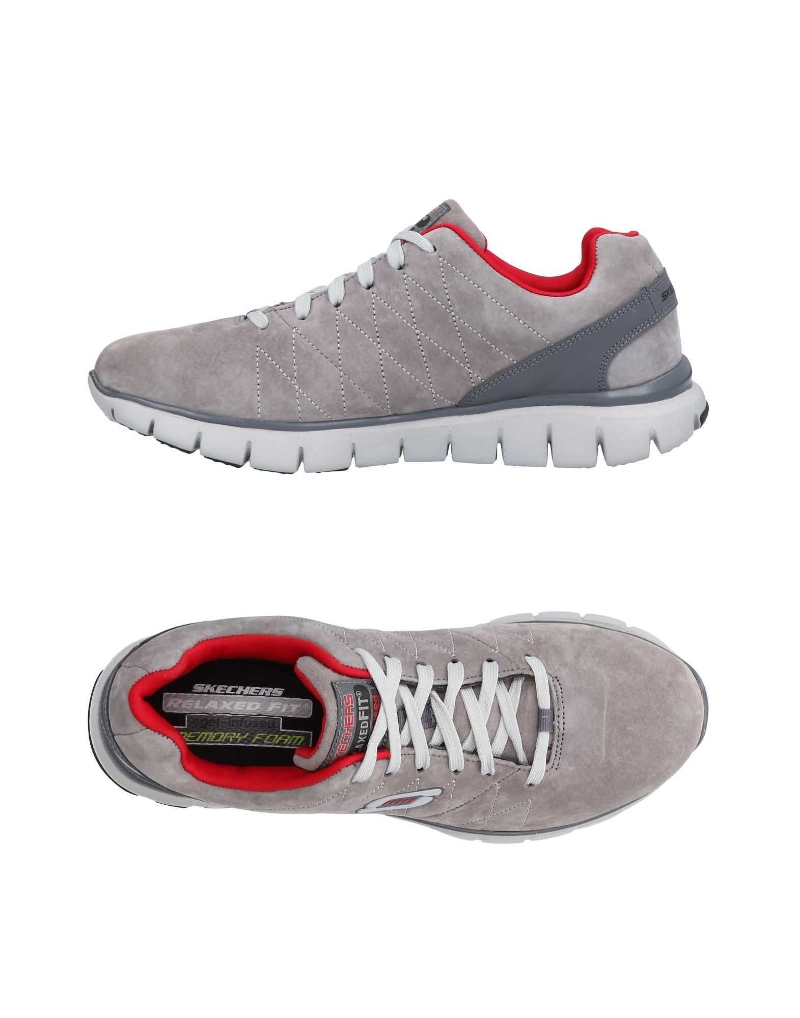 73193d53b25f Skechers Sneakers - Men Skechers Sneakers online on YOOX Portugal -  11462938PM