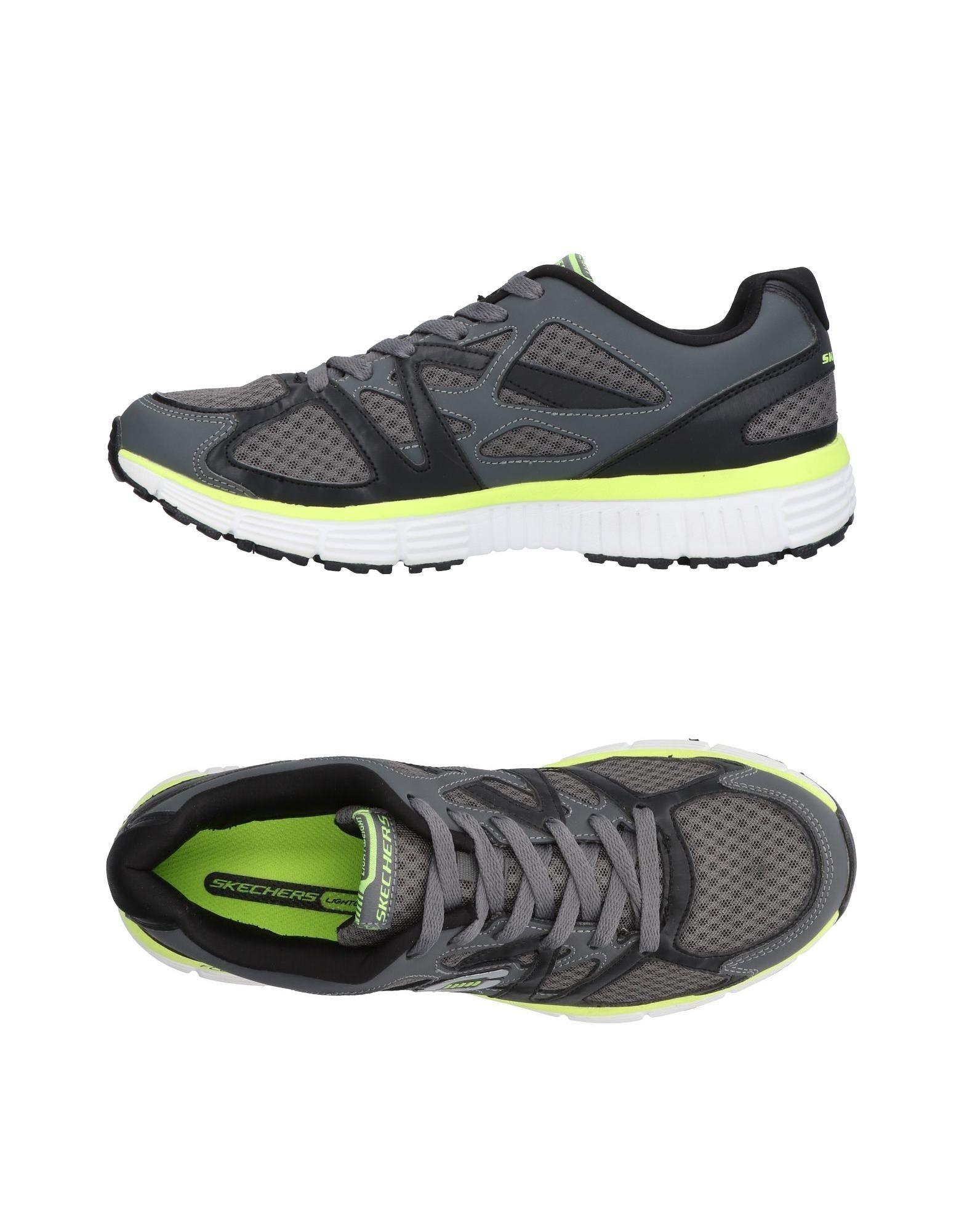 Rabatt echte Schuhe Skechers Sneakers Herren  11462952DP