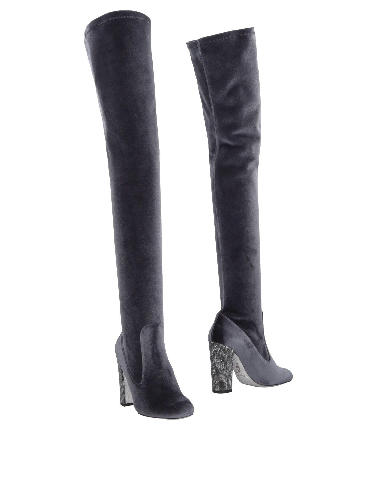 Rene' Caovilla Stiefel Damen aussehende  11462968QCGünstige gut aussehende Damen Schuhe 1a36dc