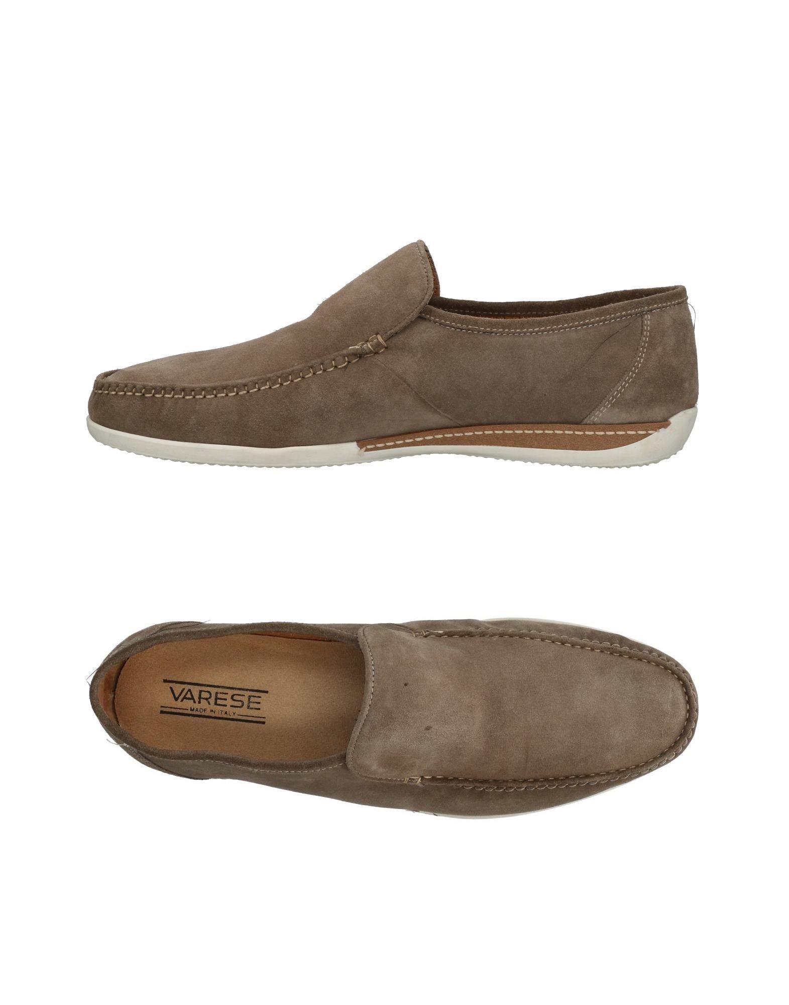 Rabatt echte Schuhe Varese Mokassins Herren  11462992KE