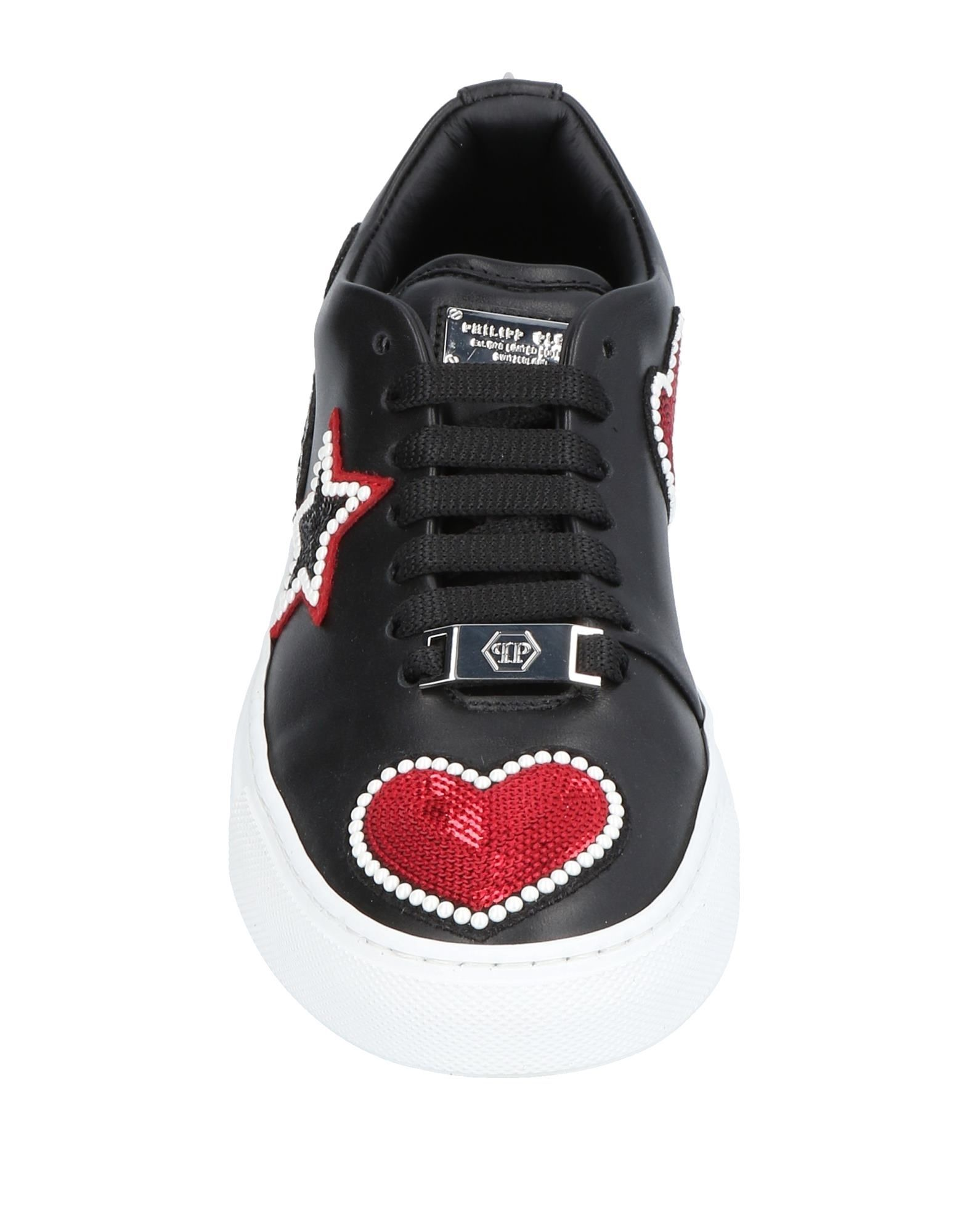 Rabatt Schuhe Philipp Plein Sneakers Damen  11463014SN
