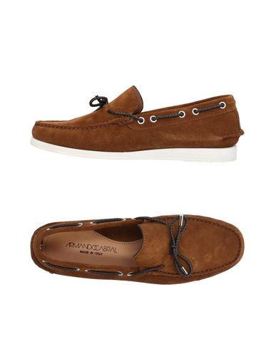 ARMANDO CABRAL Loafers in Brown