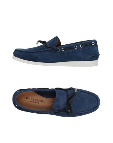 ARMANDO CABRAL Loafers in Slate Blue