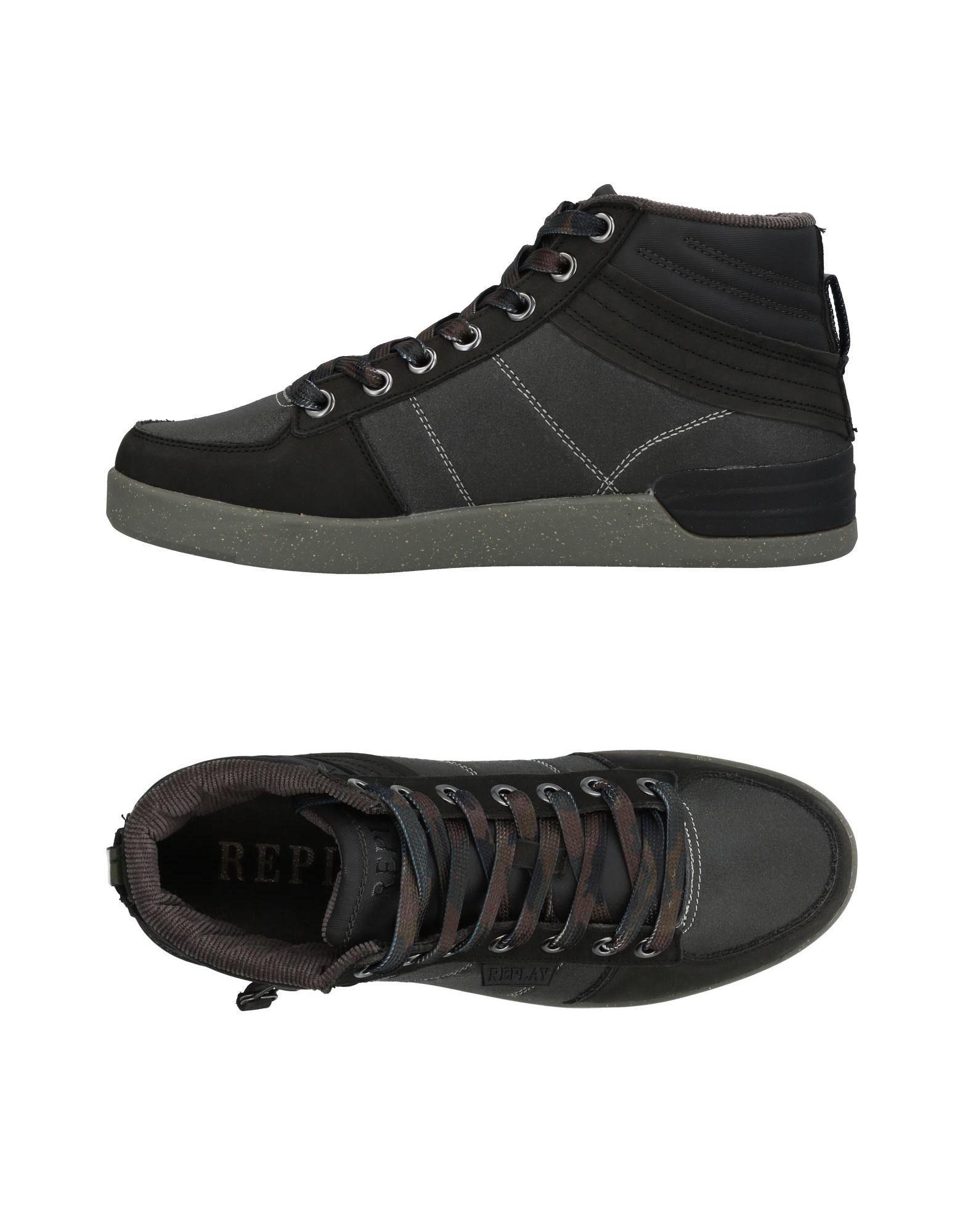 Replay Sneakers Herren Heiße  11463093AJ Heiße Herren Schuhe c558c7