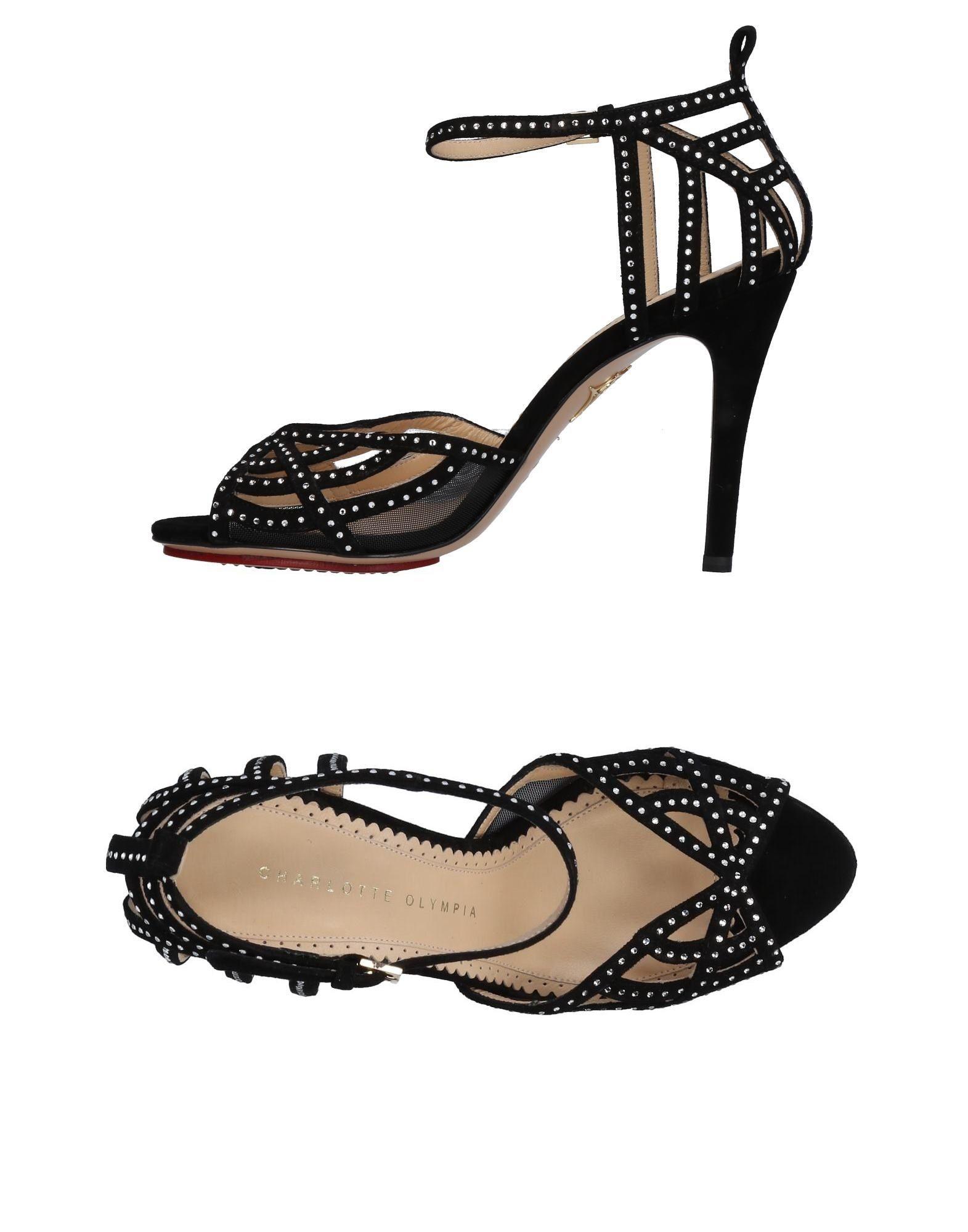 Charlotte Olympia Sandalen Damen  11463143PQ Neue Schuhe