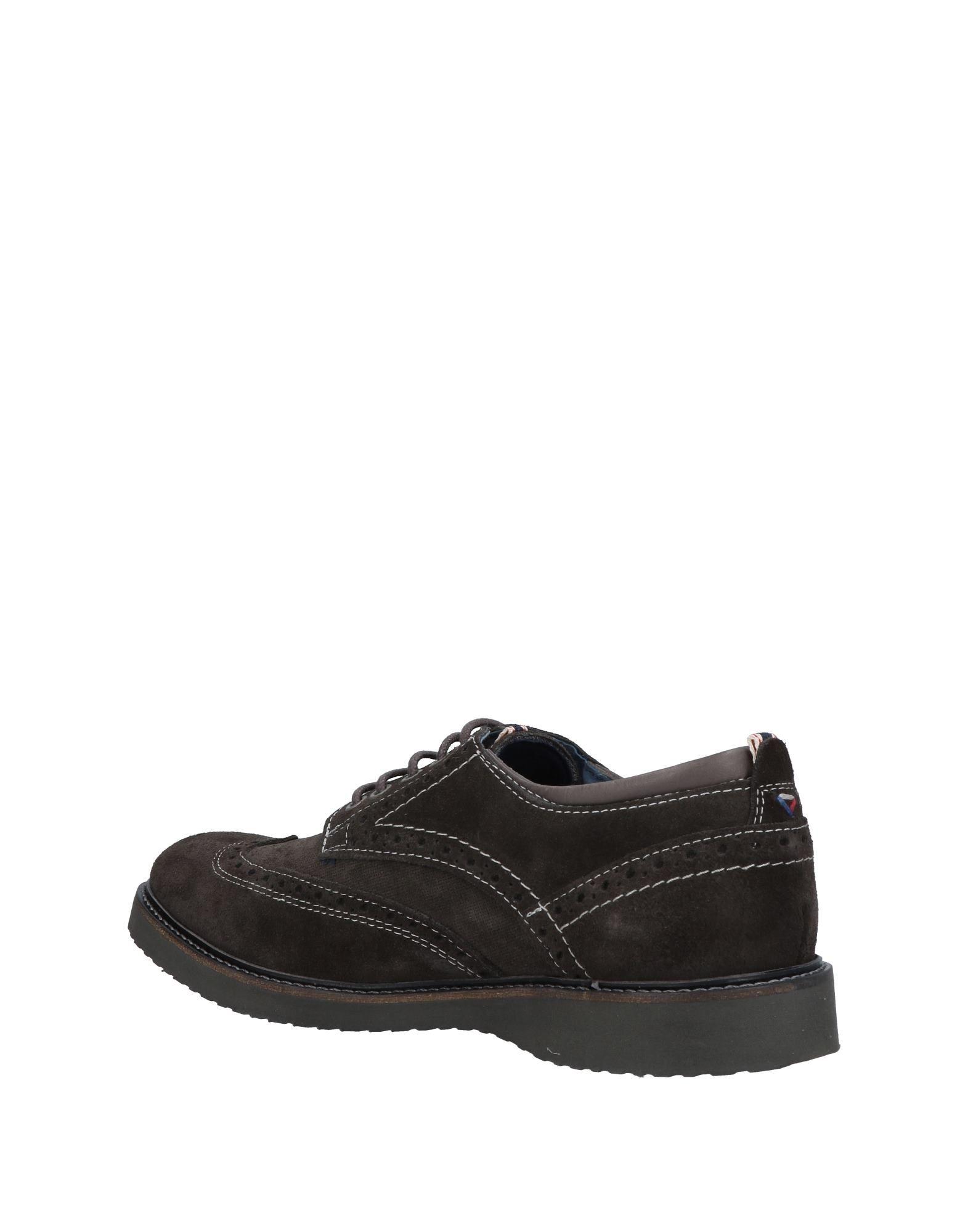 Rabatt echte Schuhe Wrangler Schnürschuhe Herren  11463165SR