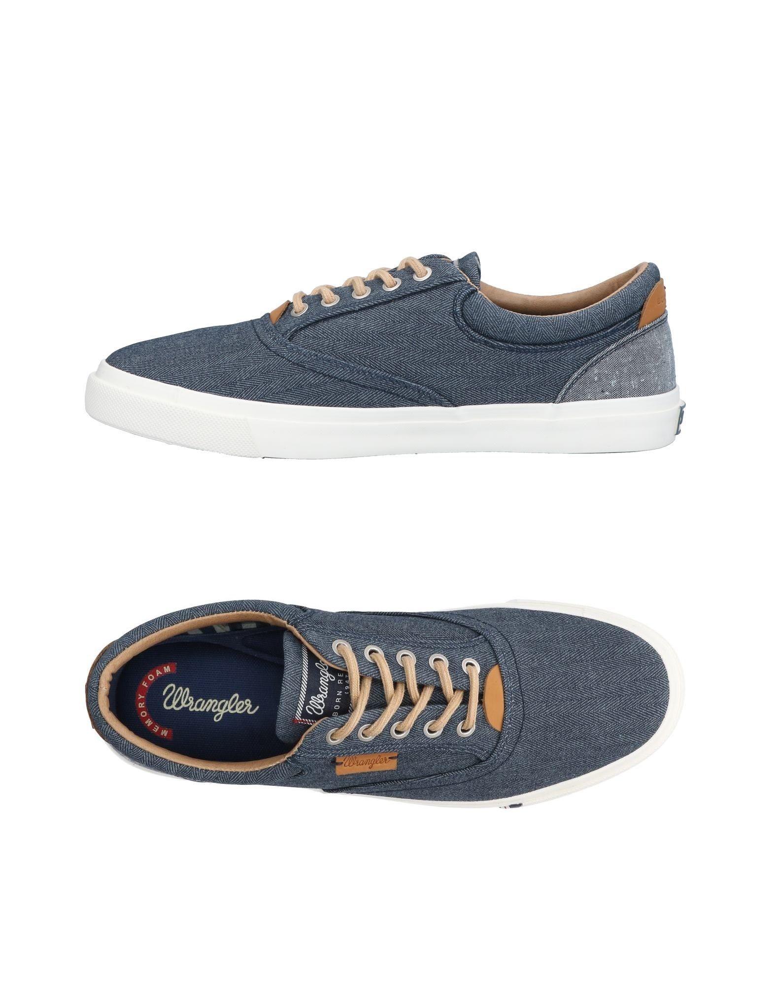 Moda Sneakers Wrangler Uomo - 11463189SA