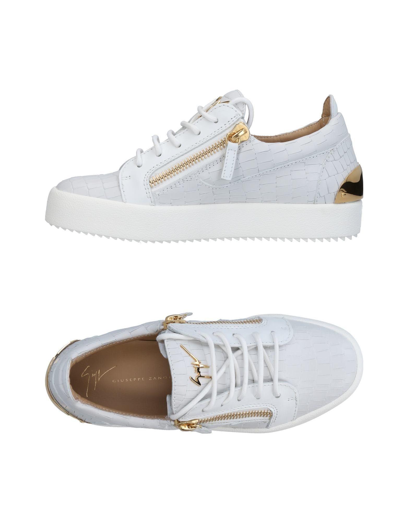 Giuseppe Zanotti Sneakers aussehende Damen  11463291XHGünstige gut aussehende Sneakers Schuhe 96f563