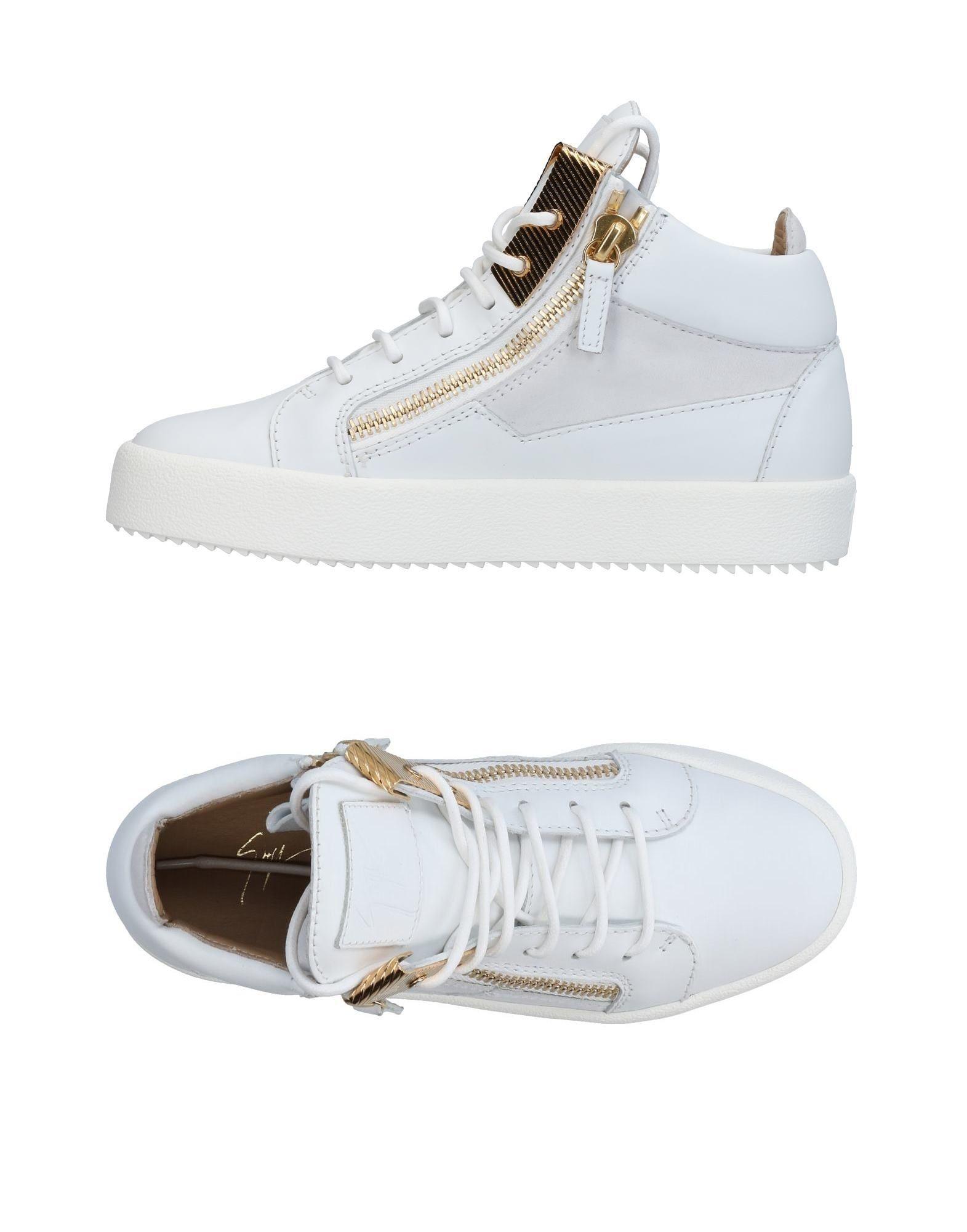 Giuseppe Damen Zanotti Sneakers Damen Giuseppe  11463293WI Neue Schuhe 1cee2b