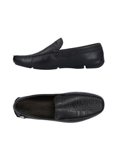 Zapatos con descuento Mocasín Versace Collection Hombre - Mocasines Versace Collection - 11463345RD Negro