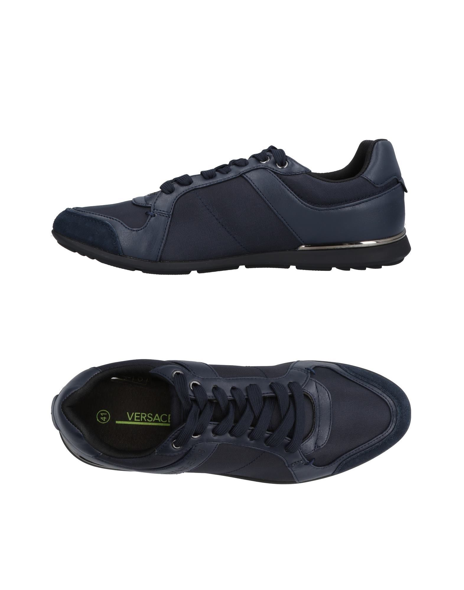 Rabatt echte Schuhe Versace Jeans Sneakers Herren  11463347BT