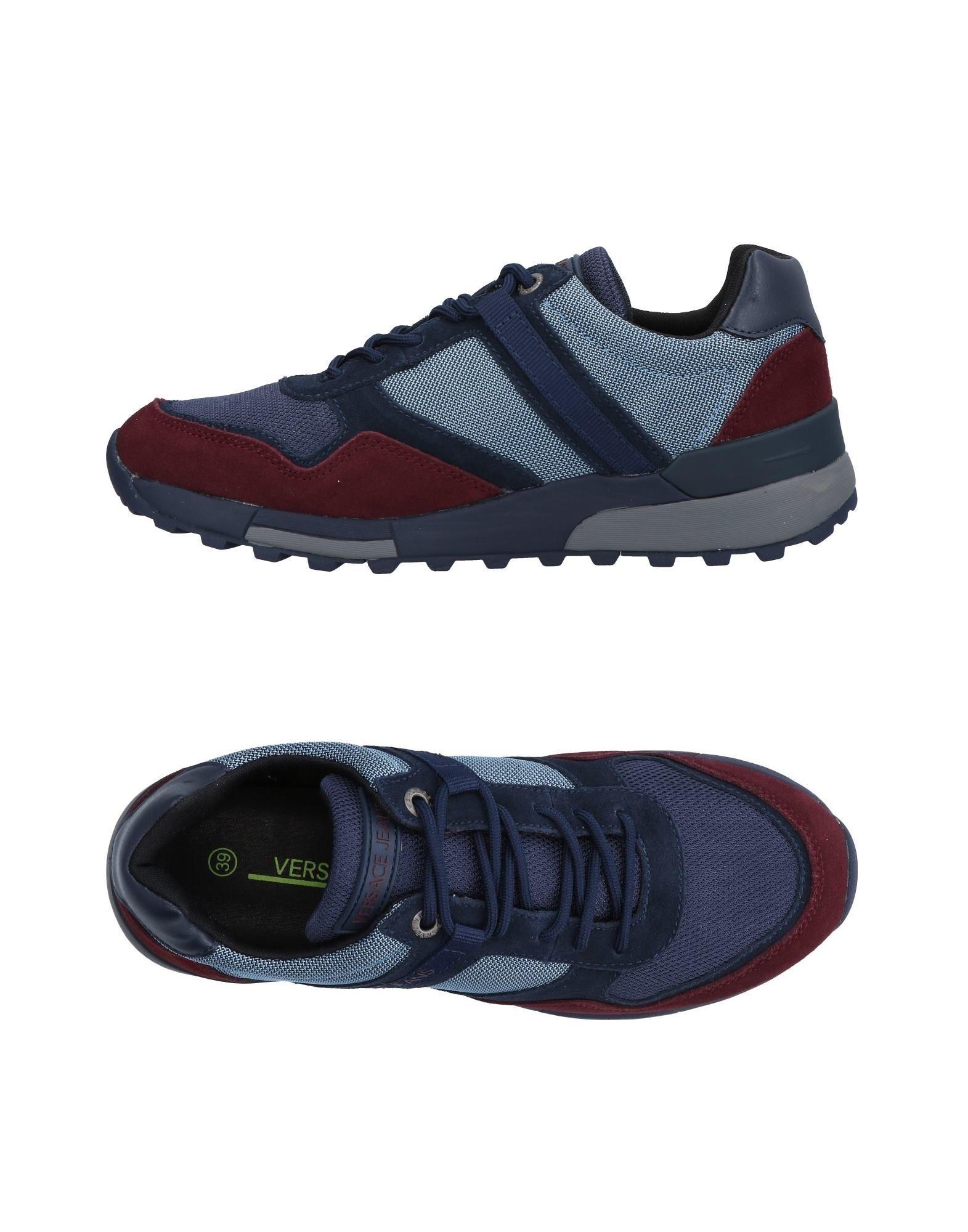 Versace Jeans Sneakers - Men Versace  Jeans Sneakers online on  Versace United Kingdom - 11463354DK 16af83