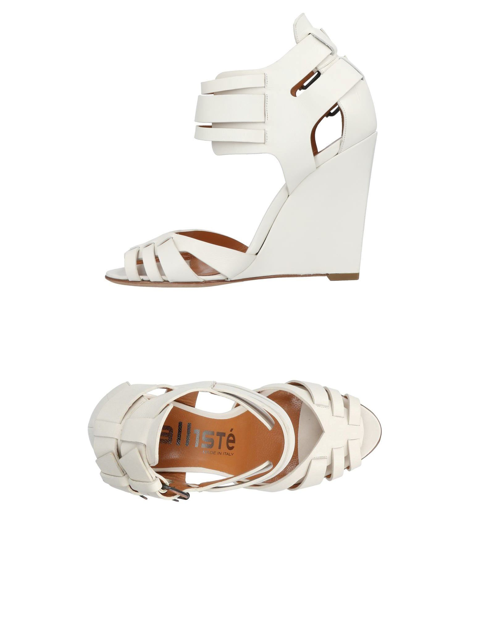 Kallistè Sandalen strapazierfähige Damen  11463396ISGut aussehende strapazierfähige Sandalen Schuhe 84ae35