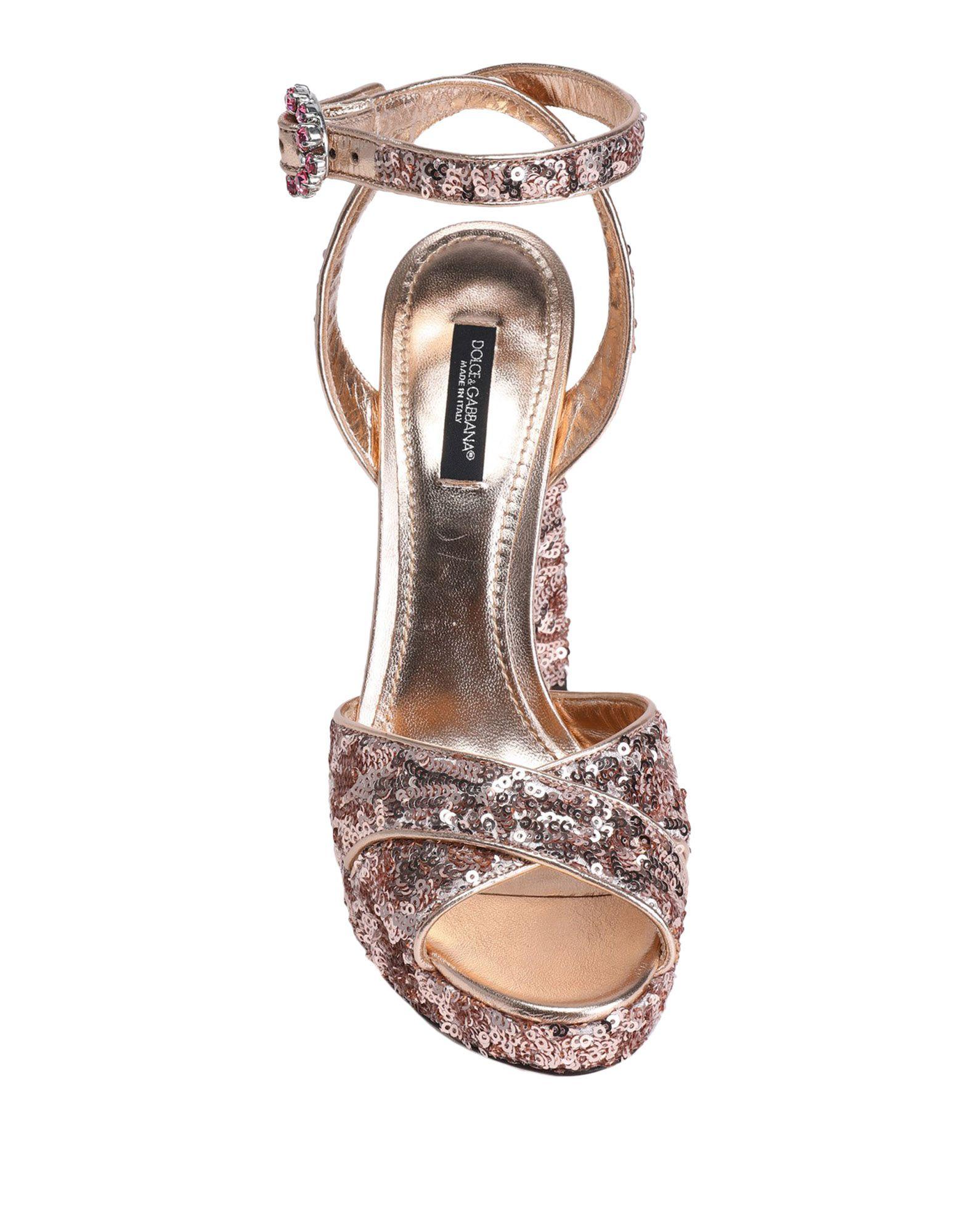 Dolce & Gabbana gut Sandalen Damen  11463420SJGünstige gut Gabbana aussehende Schuhe dd13db