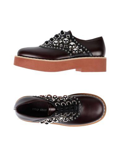 MIU MIU - Laced shoes