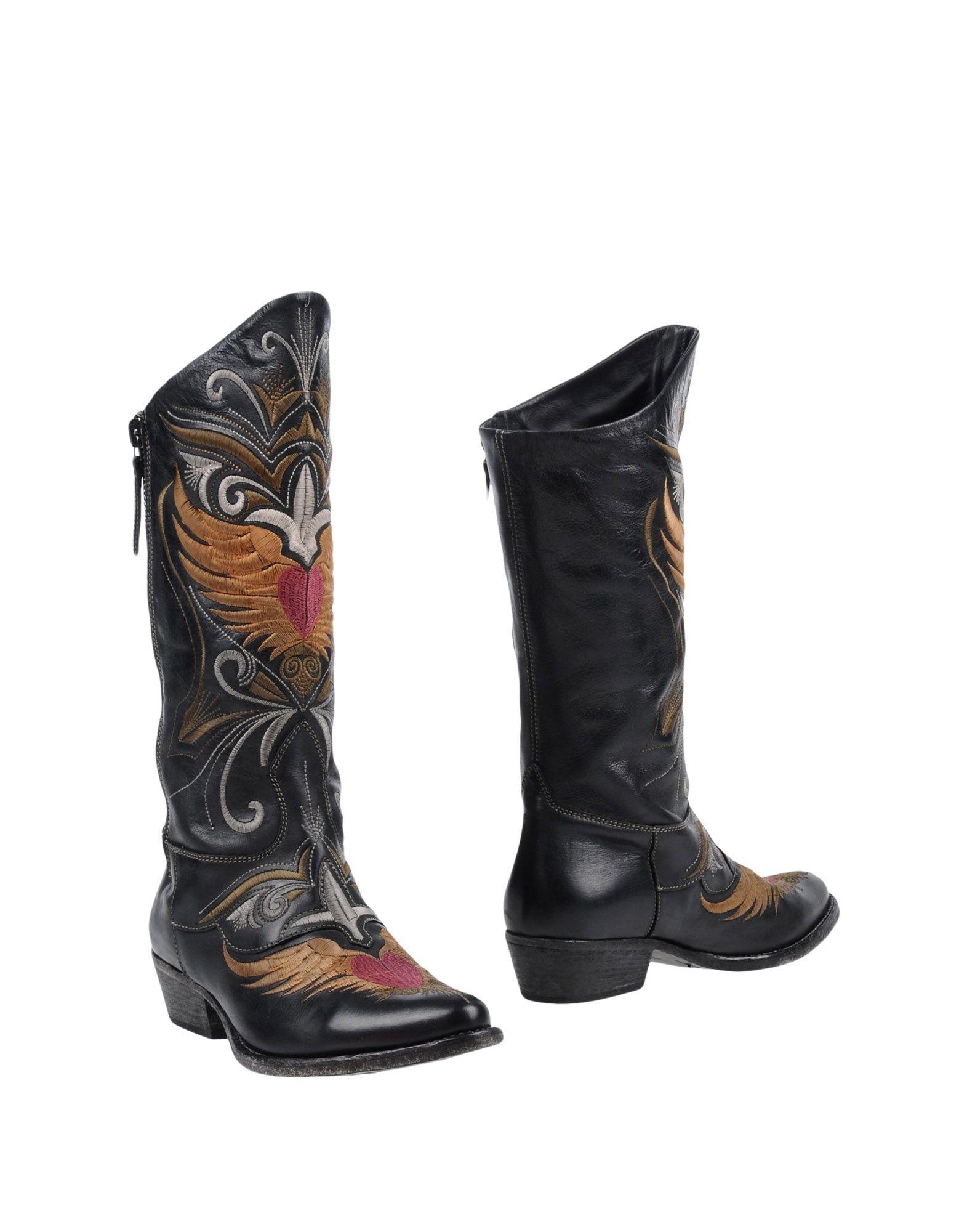 Rabatt Schuhe Materia Prima By Goffredo Fantini Stiefel Damen  11463476NS