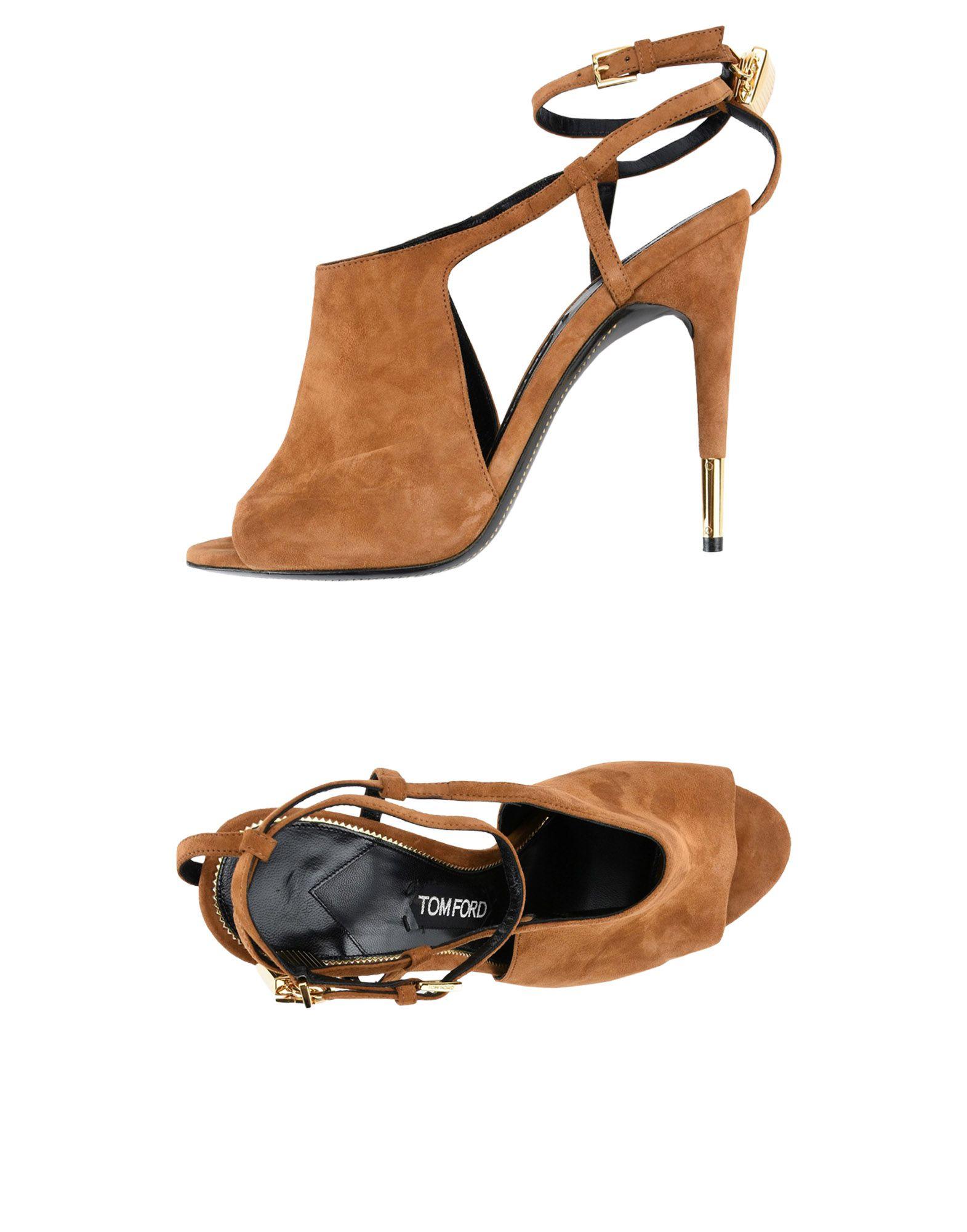 Tom Ford Sandalen Damen  11463510ESGünstige gut aussehende Schuhe