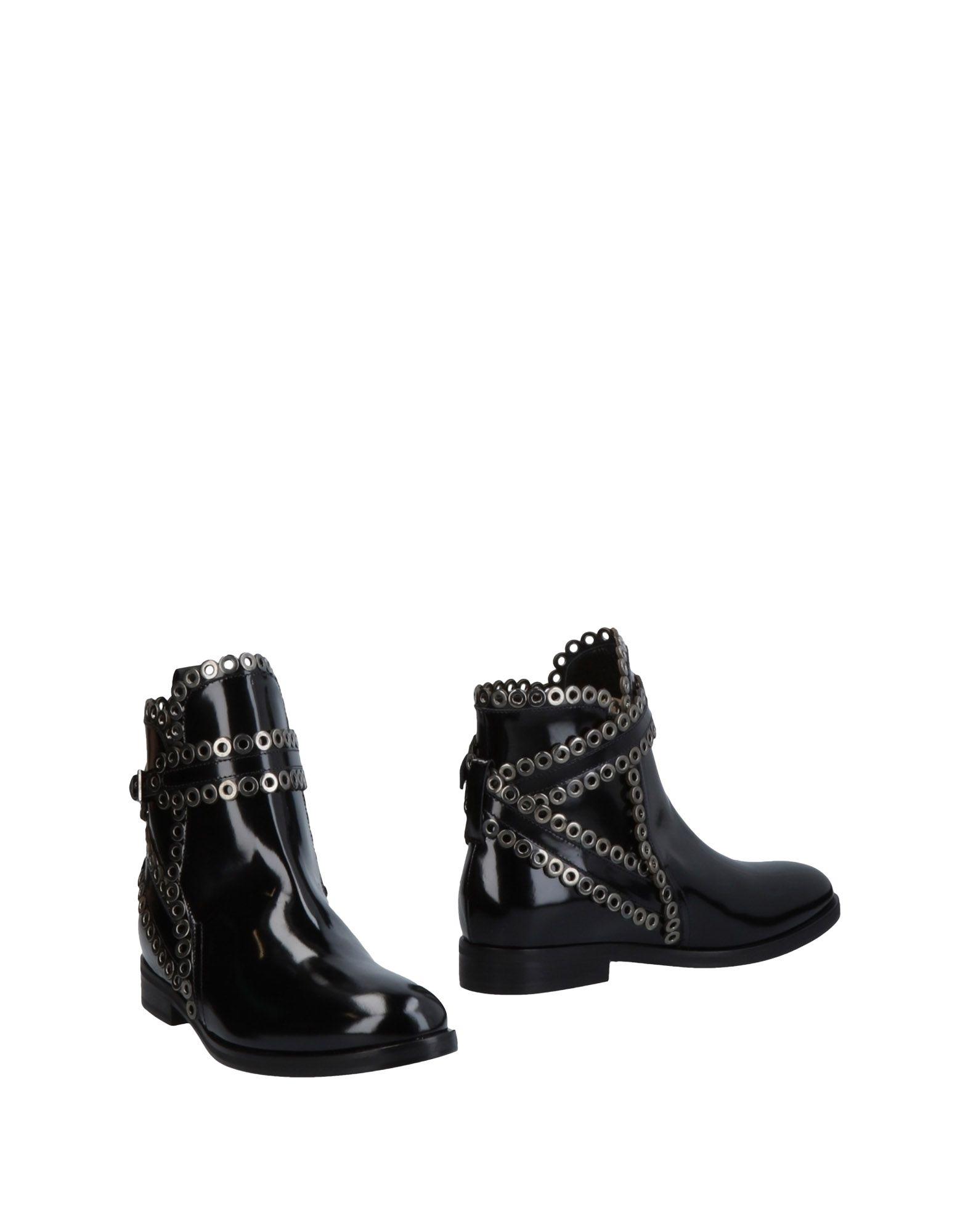 Alaïa Stiefelette aussehende Damen  11463519QSGünstige gut aussehende Stiefelette Schuhe d01486