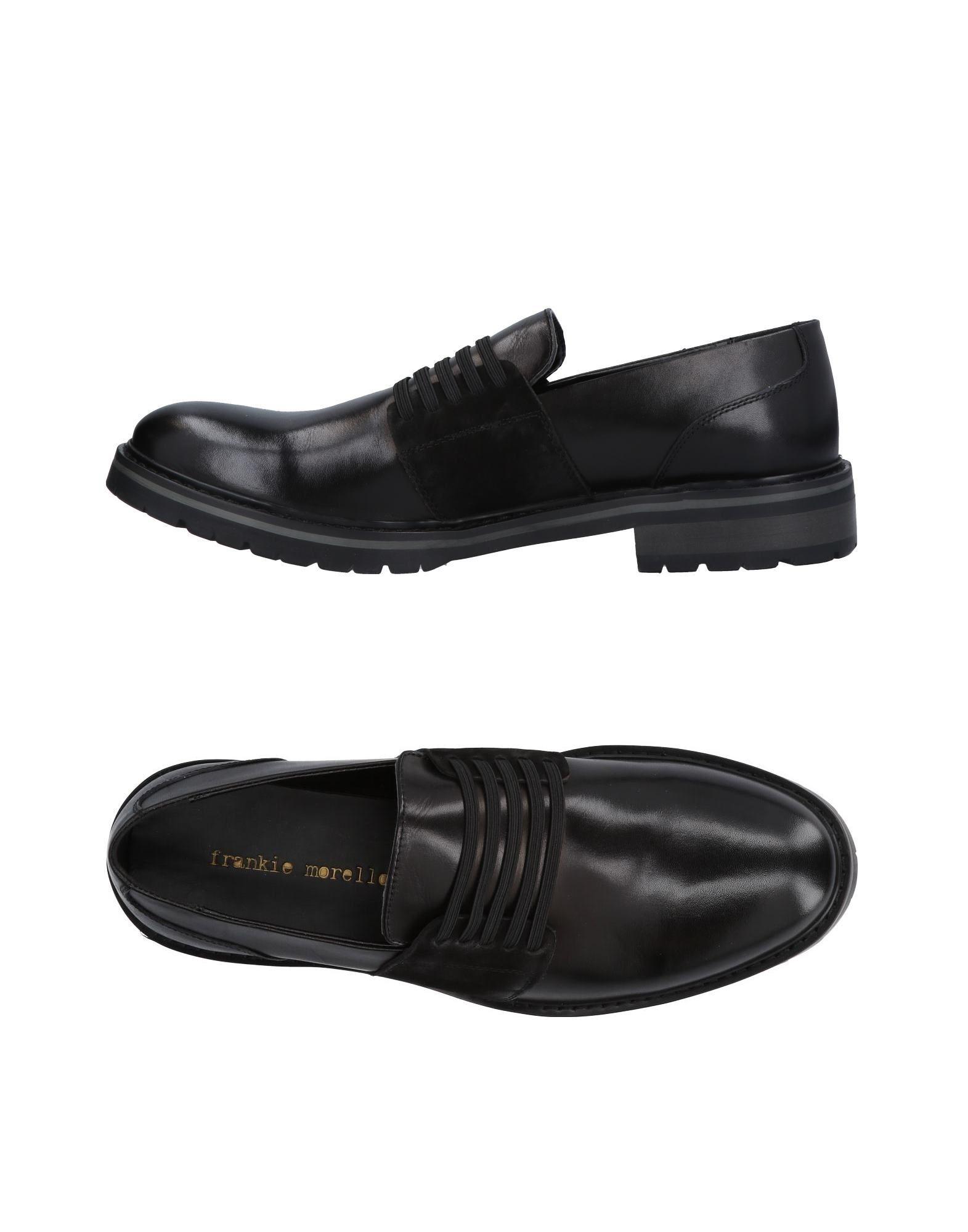 Rabatt echte Schuhe Frankie Morello Mokassins Herren  11463541IC