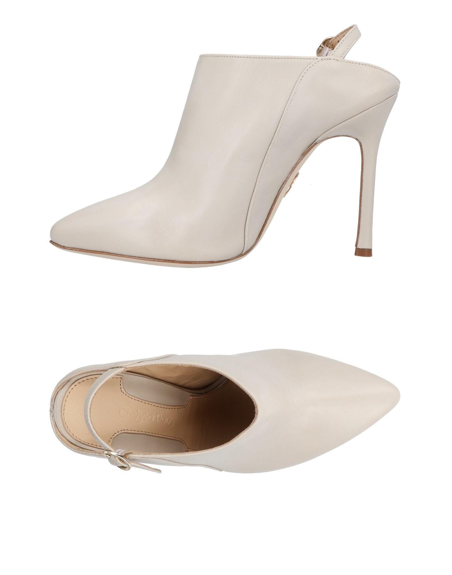 Gut um billige Schuhe zu tragenChelsea Paris Pantoletten Damen  11463583LI
