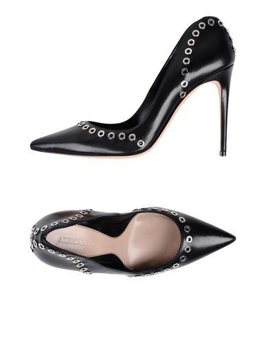 Zapatos casuales salvajes Zapato De - Salón Alexander Mcque Mujer - De Salones Alexander Mcque - 11463595WB Negro 246f73