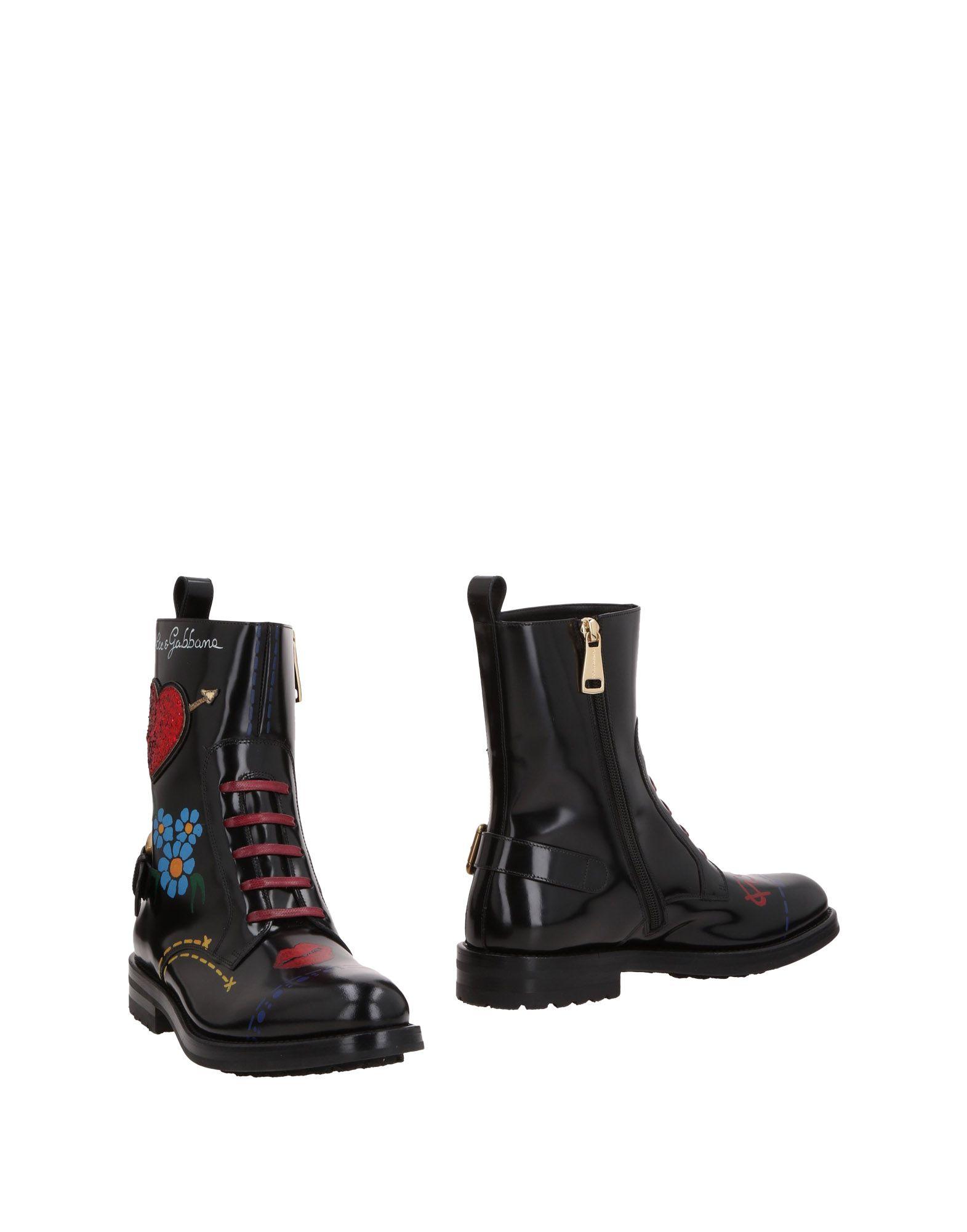 Dolce & 11463613BPGünstige Gabbana Stiefelette Damen  11463613BPGünstige & gut aussehende Schuhe 2d9657