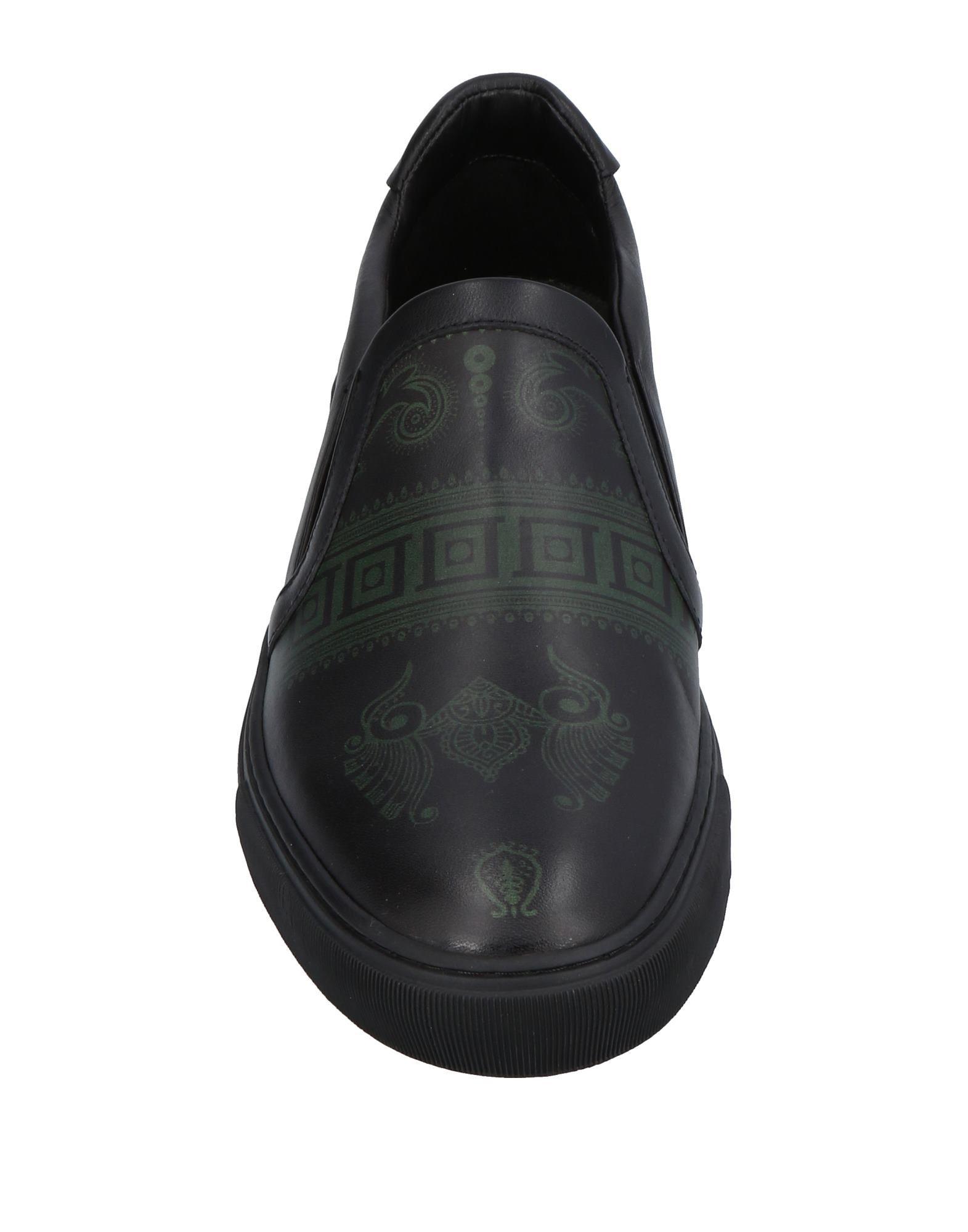 Versace Collection Sneakers Herren  11463625RJ Neue Schuhe