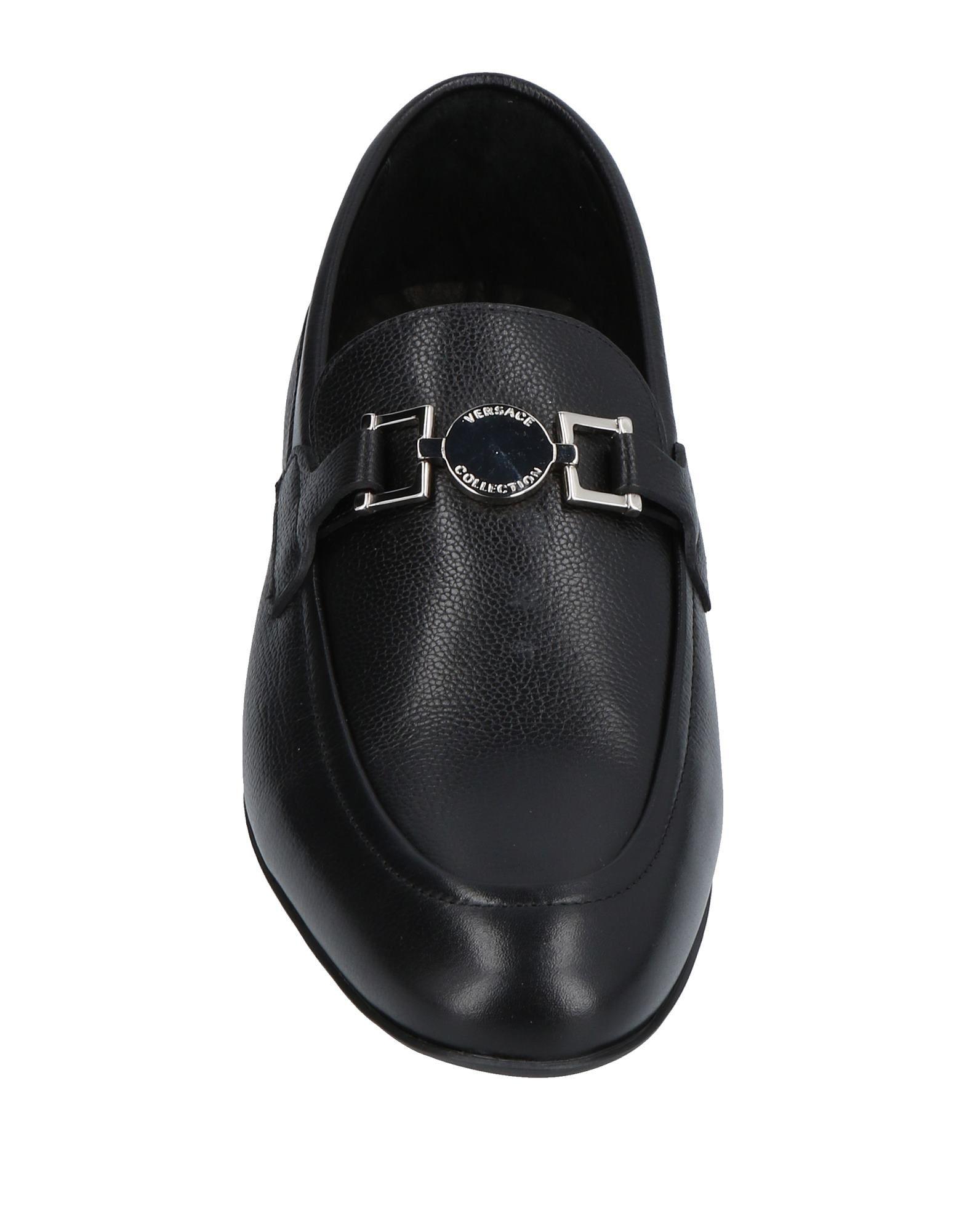Versace Collection Mokassins Herren  11463633EB Gute Qualität beliebte Schuhe