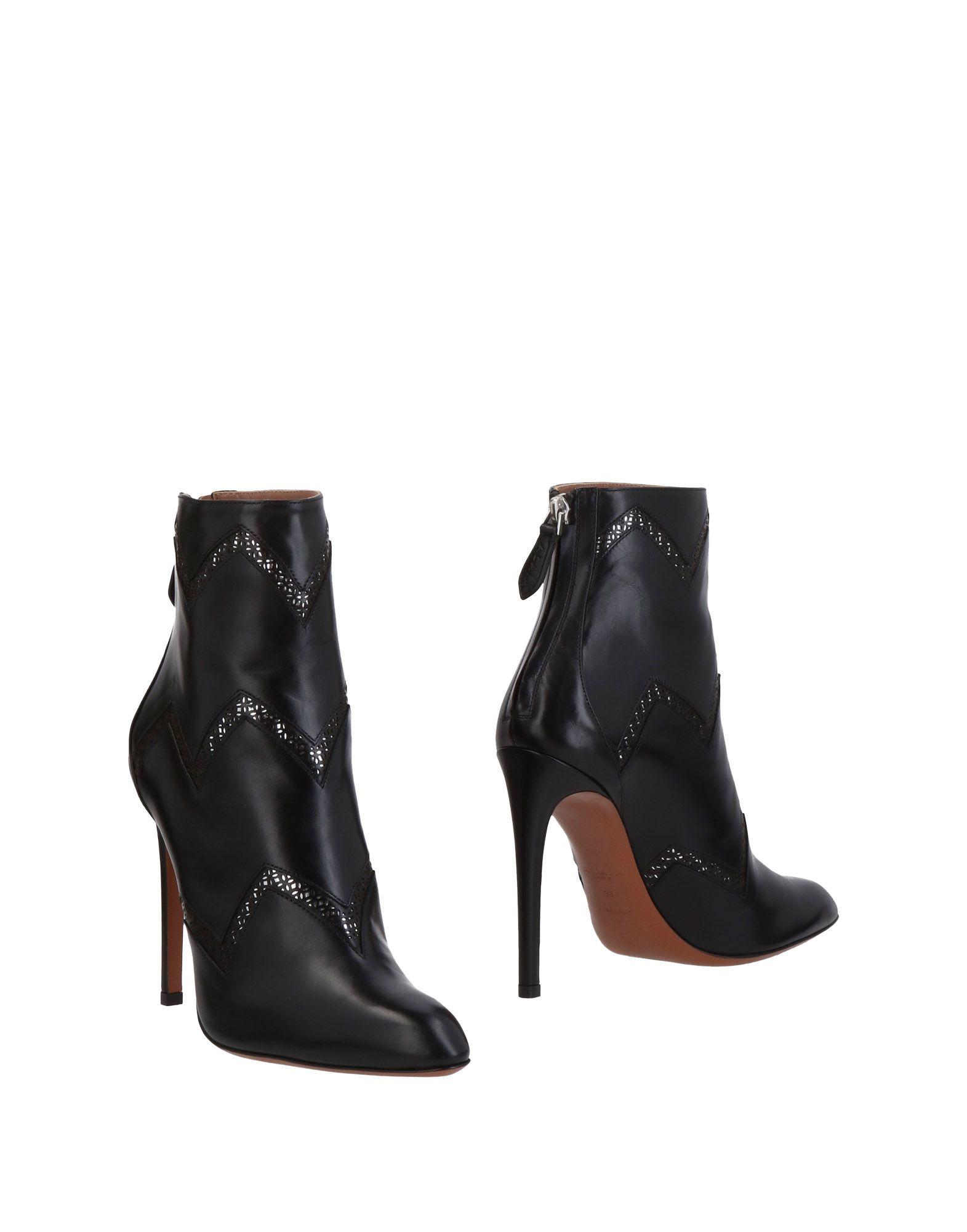 Alaïa Stiefelette Damen  11463634GPGünstige gut aussehende Schuhe