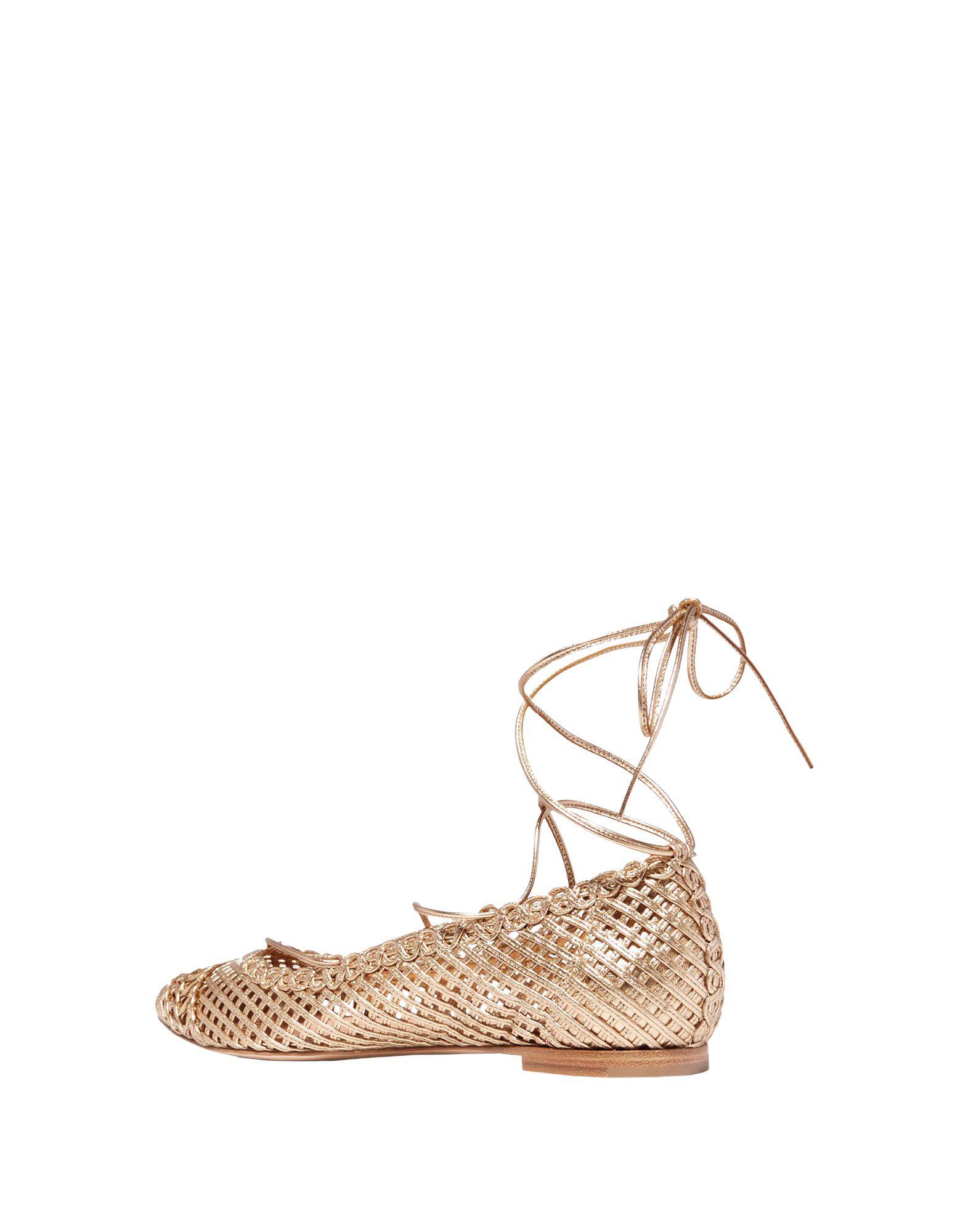 Gianvito Rossi Ballet Flats Flats Flats - Women Gianvito Rossi Ballet Flats online on  United Kingdom - 11463644TV 2f74db