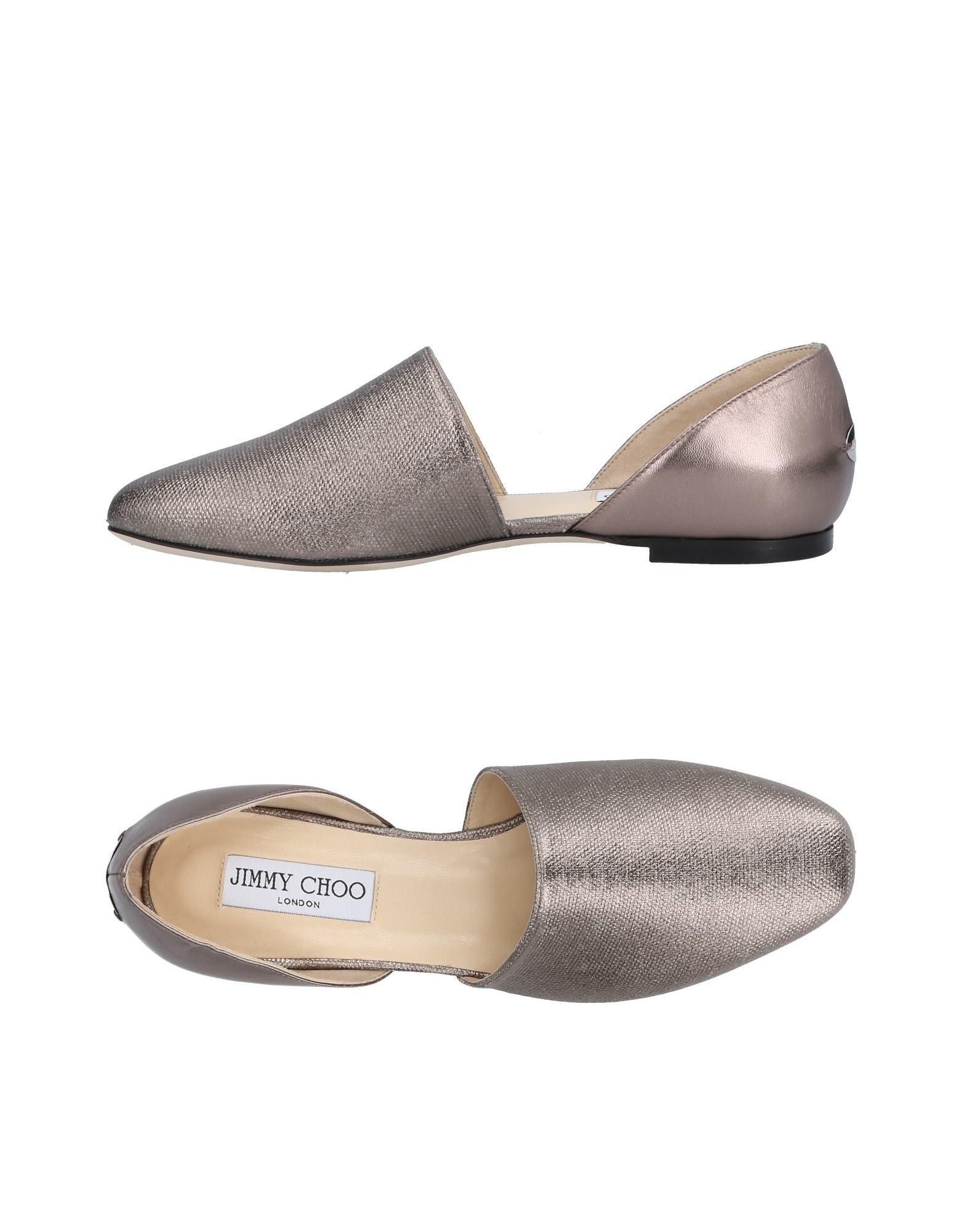 Jimmy Choo Ballerinas Damen  11463660RGGut aussehende strapazierfähige Schuhe