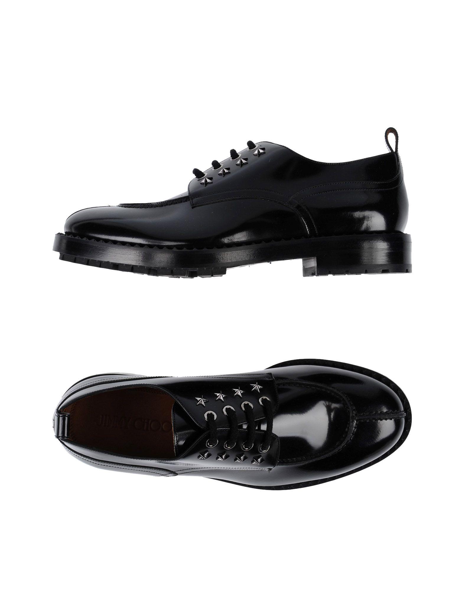 Los zapatos más populares para hombres y  mujeres  y Zapato De Cordones Jimmy Choo Hombre - Zapatos De Cordones Jimmy Choo 075630