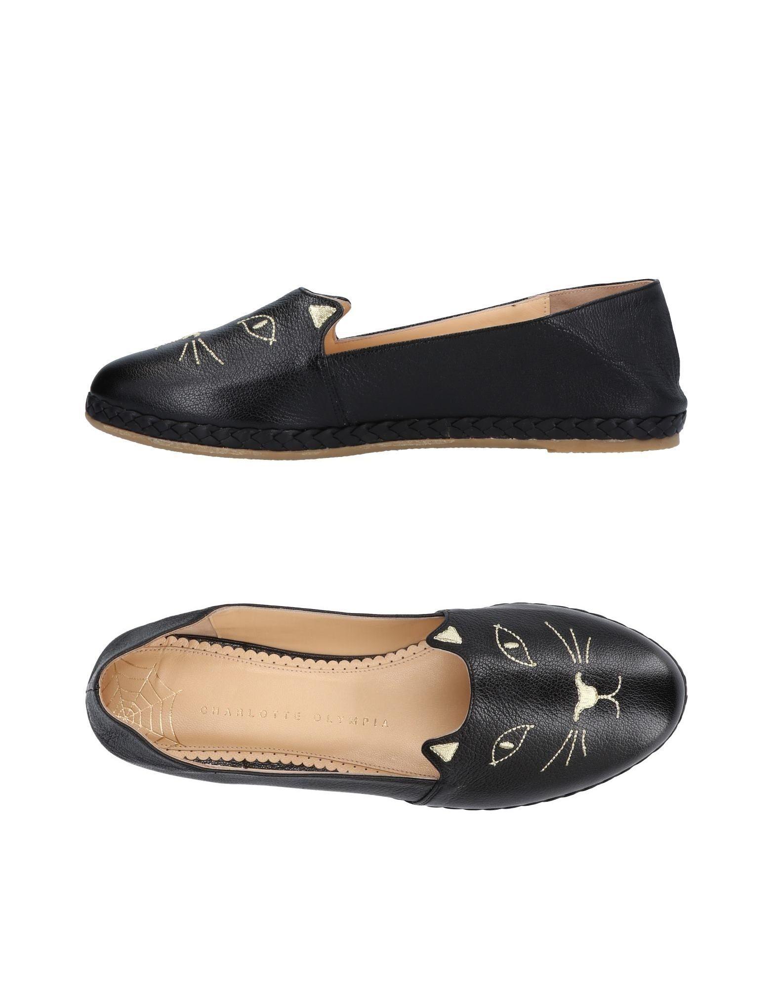 Rabatt Schuhe Charlotte Olympia Ballerinas Damen  11463687BK