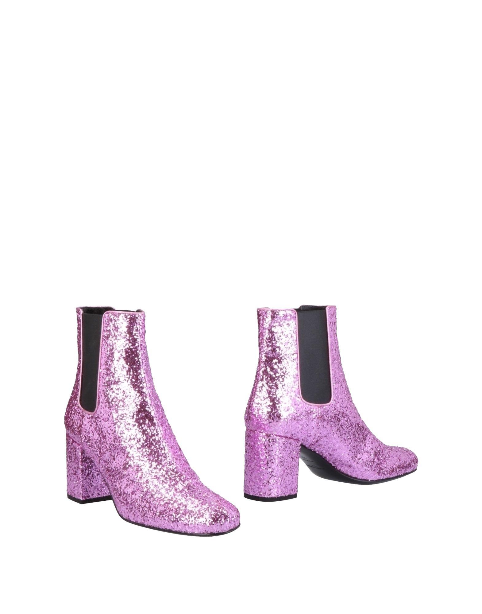 Saint Laurent Chelsea Boots Damen  11463695KXGünstige gut aussehende Schuhe