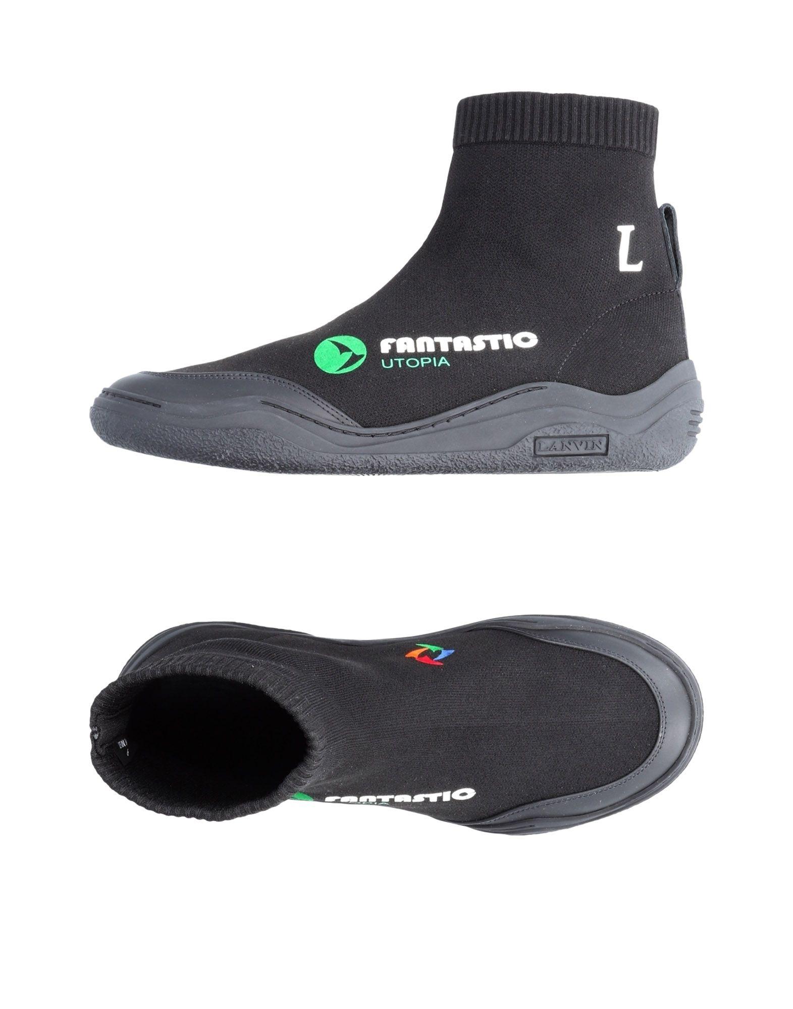 Lanvin Sneakers Herren  11463727VM Gute Qualität beliebte Schuhe
