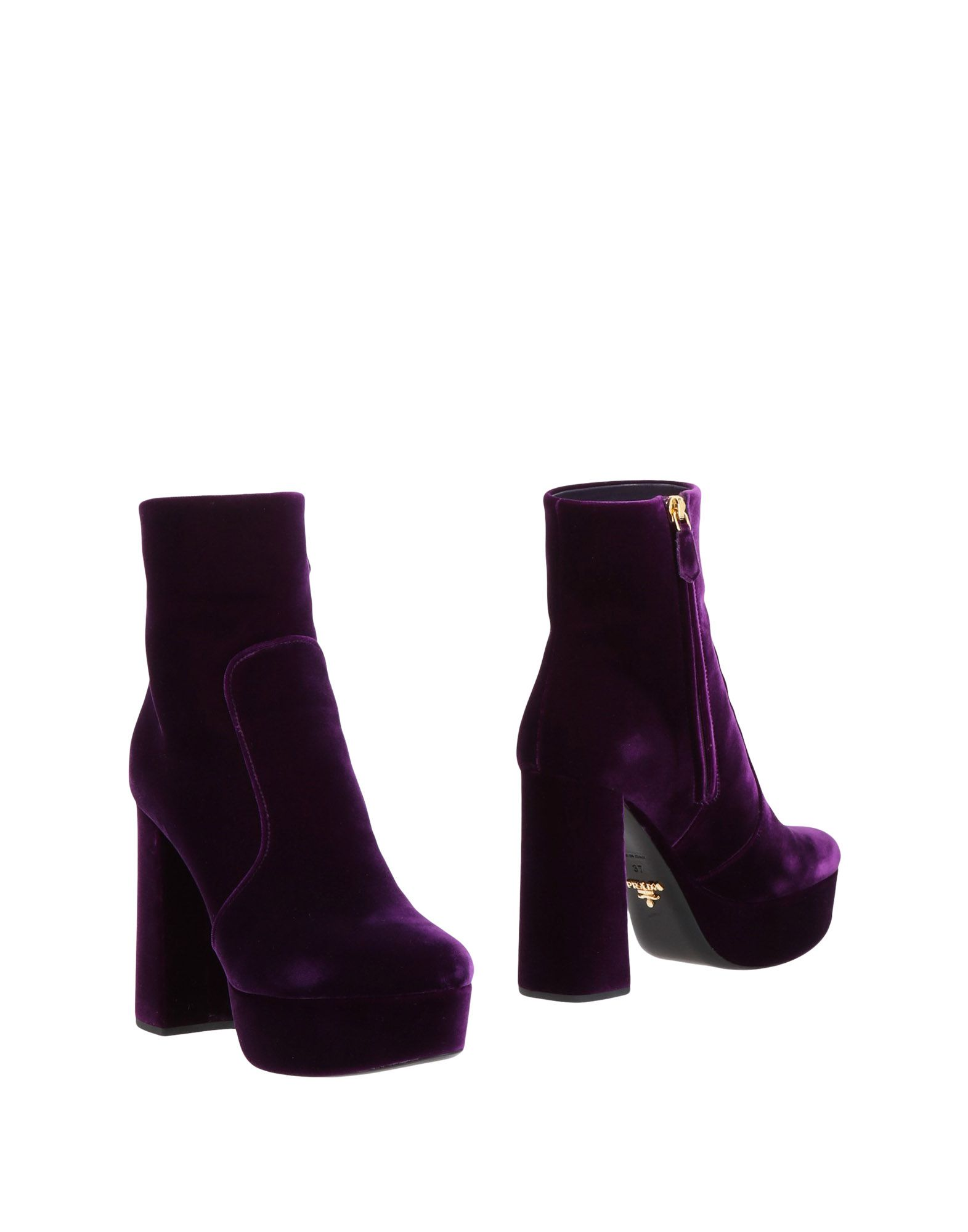 Prada Ankle Boot Boots - Women Prada Ankle Boots Boot online on  United Kingdom - 11463734DQ 6e3d3c
