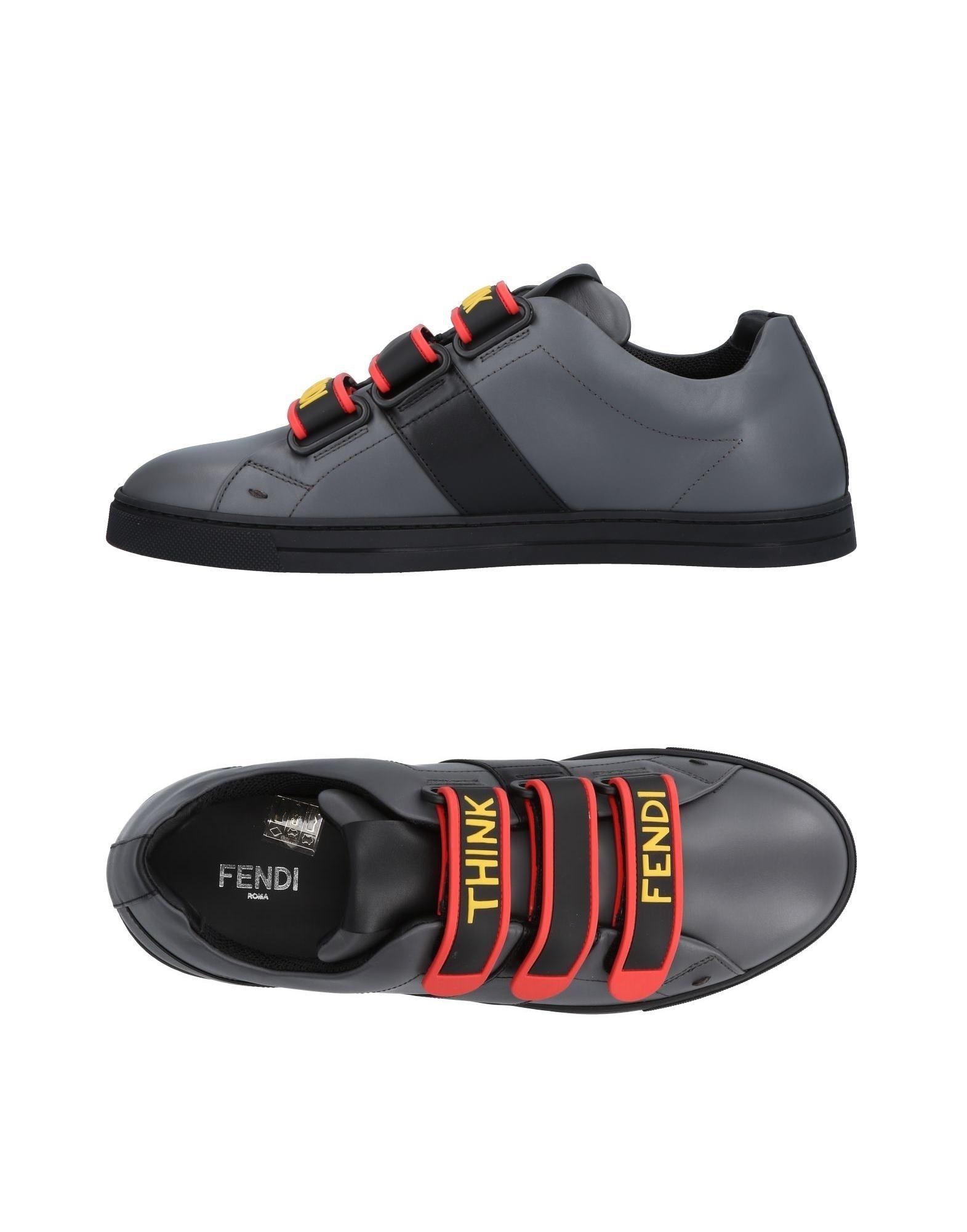 Fendi Sneakers Herren  11463752FB Gute Qualität beliebte Schuhe