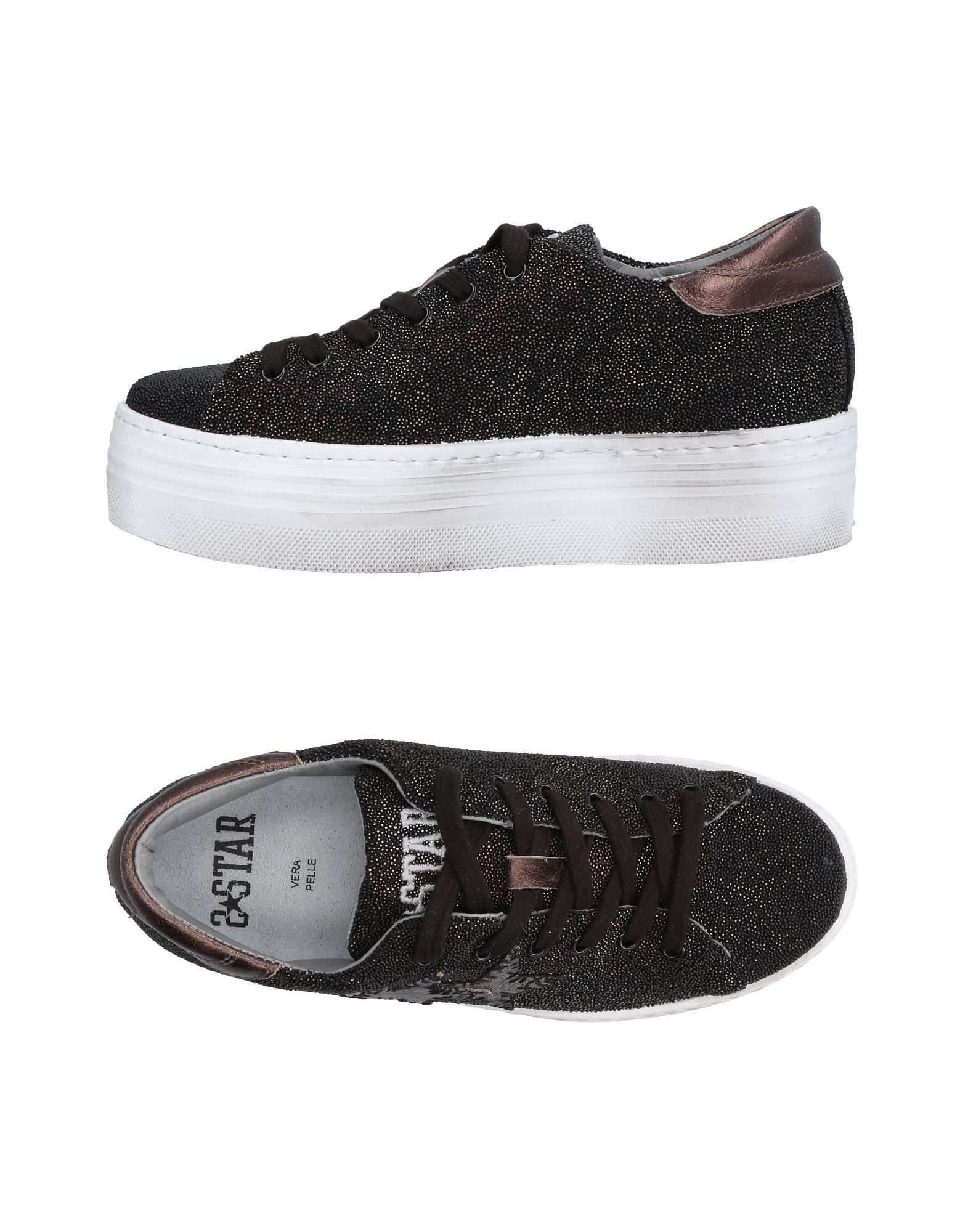 Haltbare Mode billige Schuhe 2Star Sneakers Damen  11463765BW Heiße Schuhe