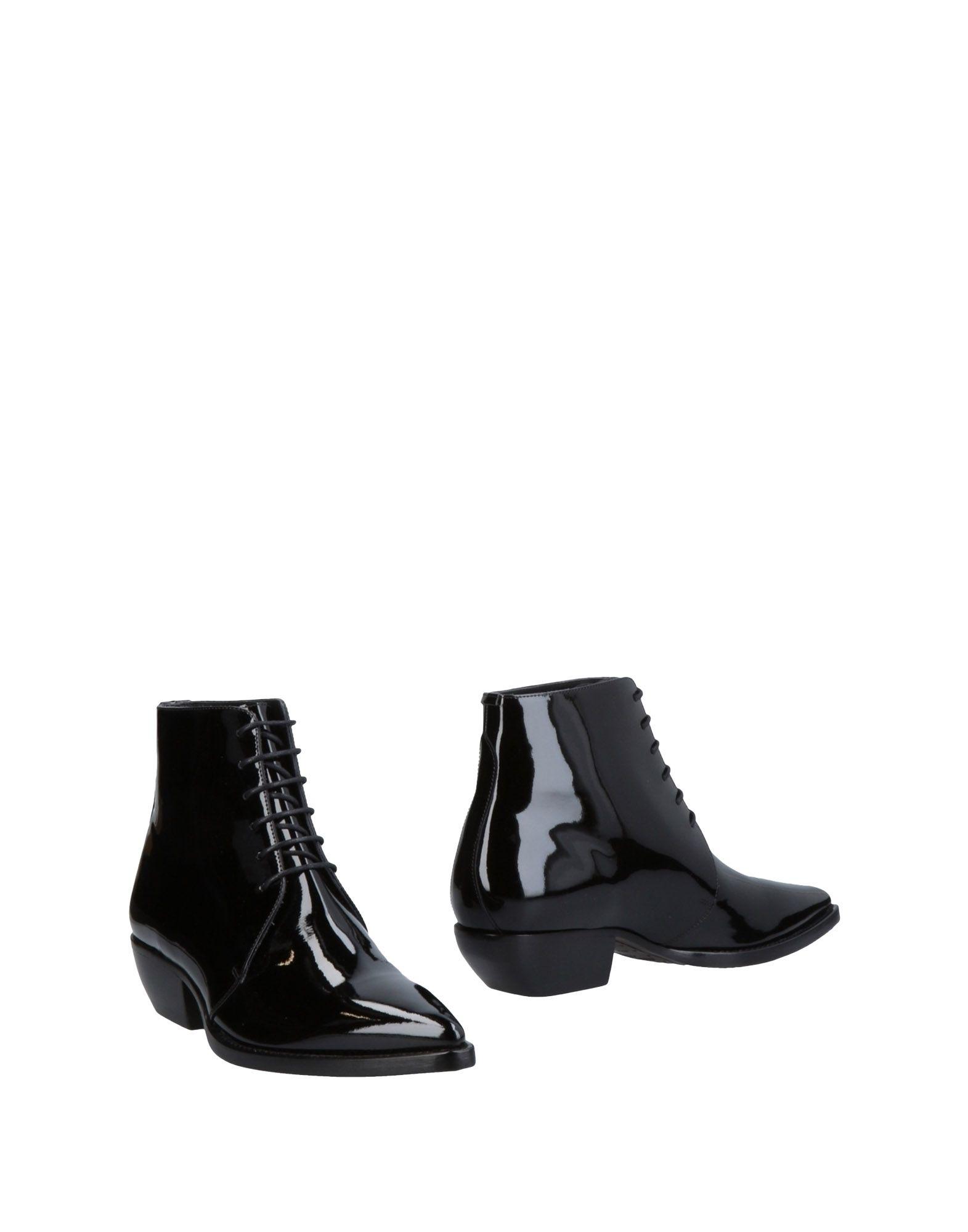 Saint Laurent Stiefelette Damen  11463773KVGünstige gut aussehende Schuhe