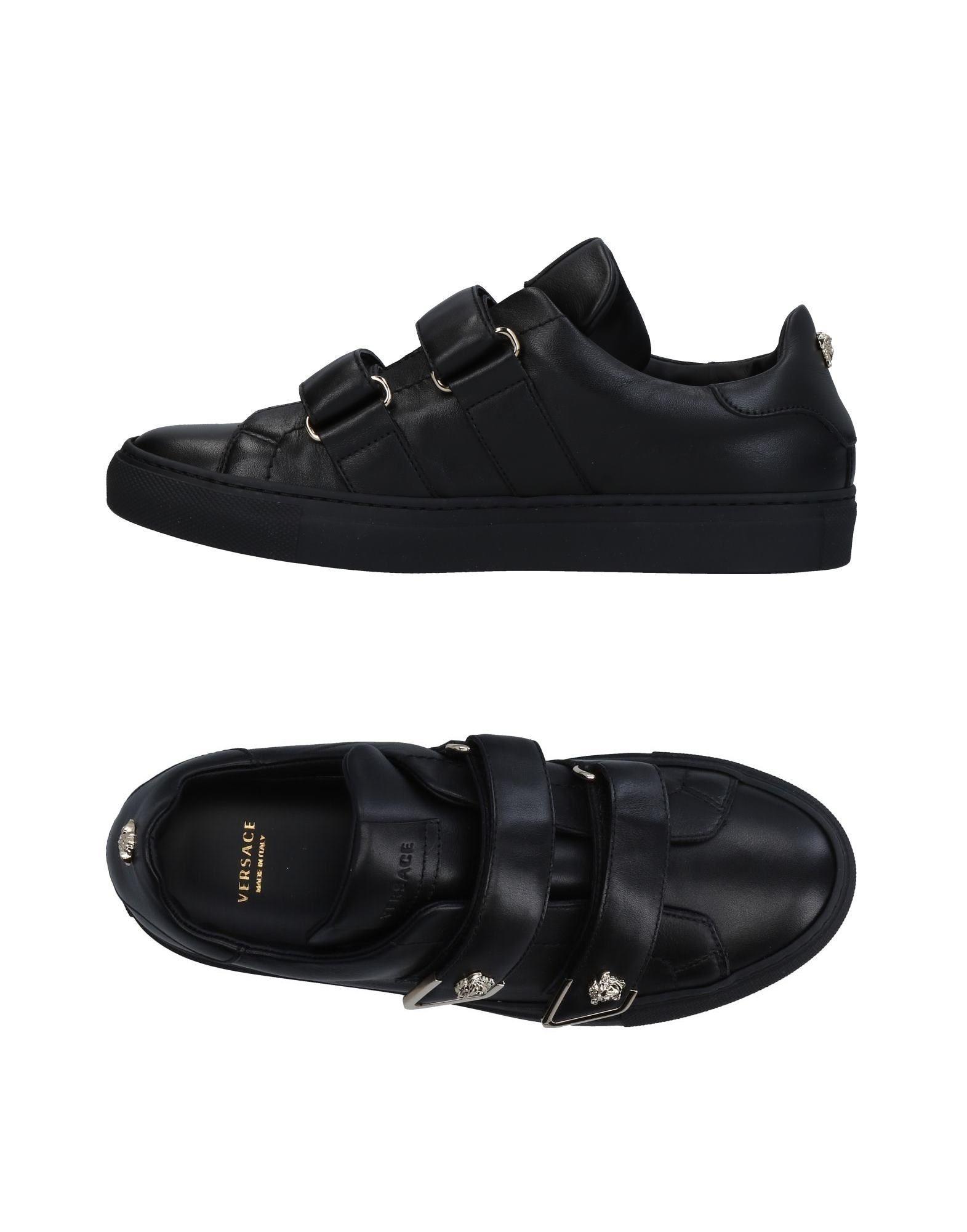 Versace Sneakers Damen  11463792MJGünstige gut aussehende Schuhe