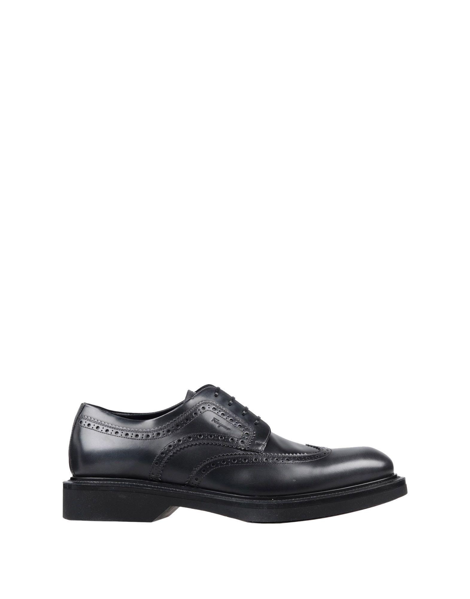 Salvatore Ferragamo Schnürschuhe Schuhe Herren  11463824GF Neue Schuhe Schnürschuhe 4e860b