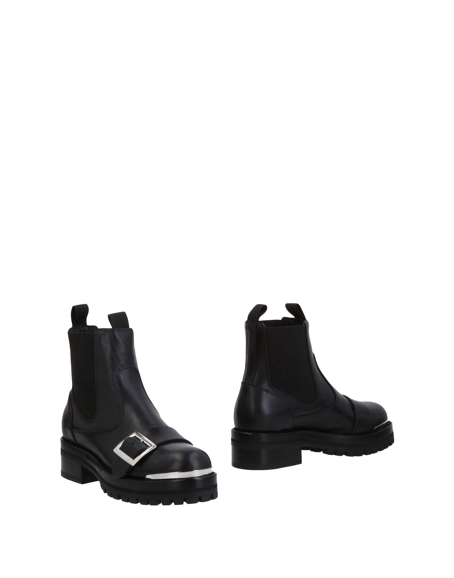 Alexander Mcqueen 11463846JBGünstige Chelsea Boots Damen  11463846JBGünstige Mcqueen gut aussehende Schuhe ac5e44