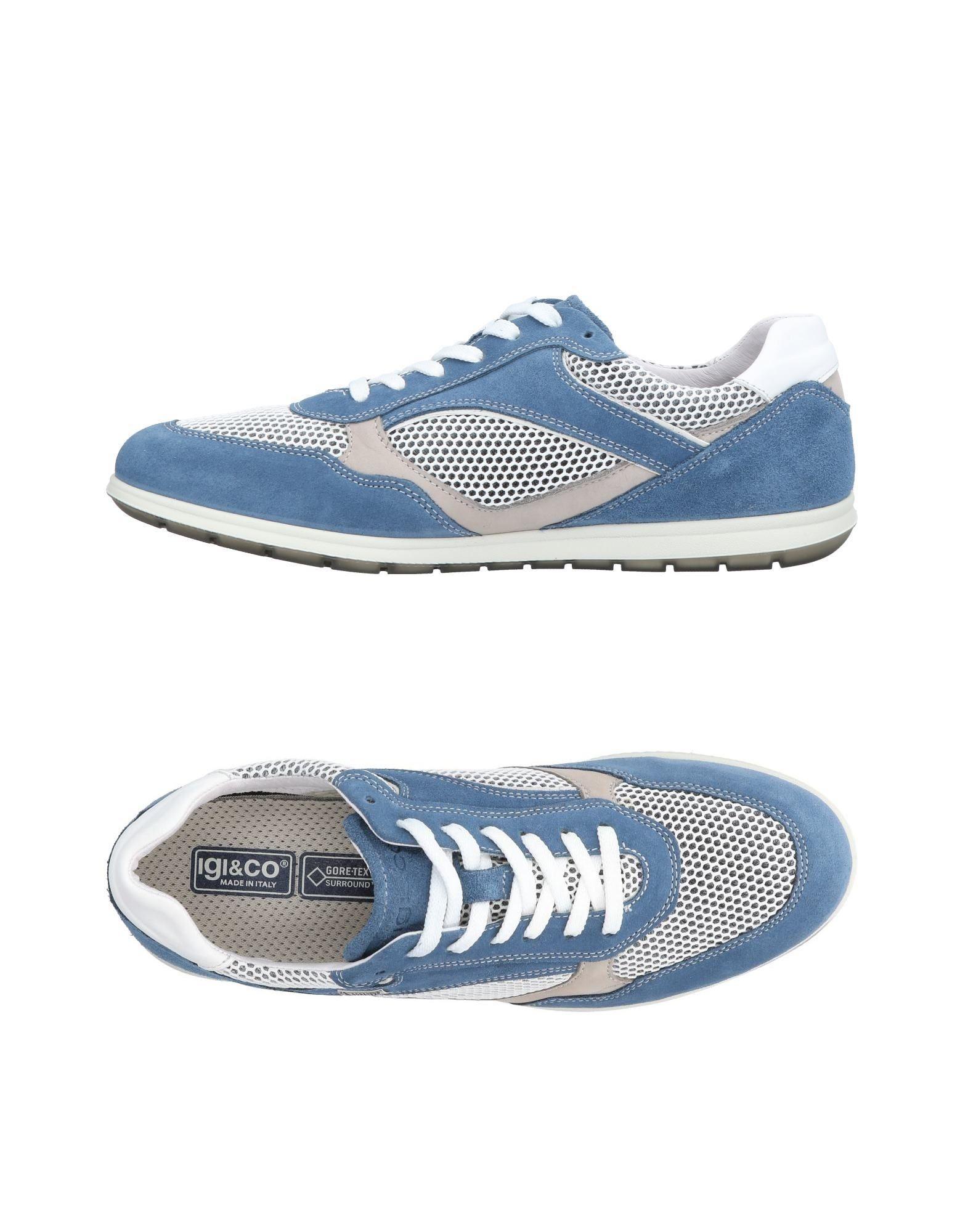 Igi&Co Sneakers - Men Igi&Co Australia Sneakers online on  Australia Igi&Co - 11463900IP 6dd089